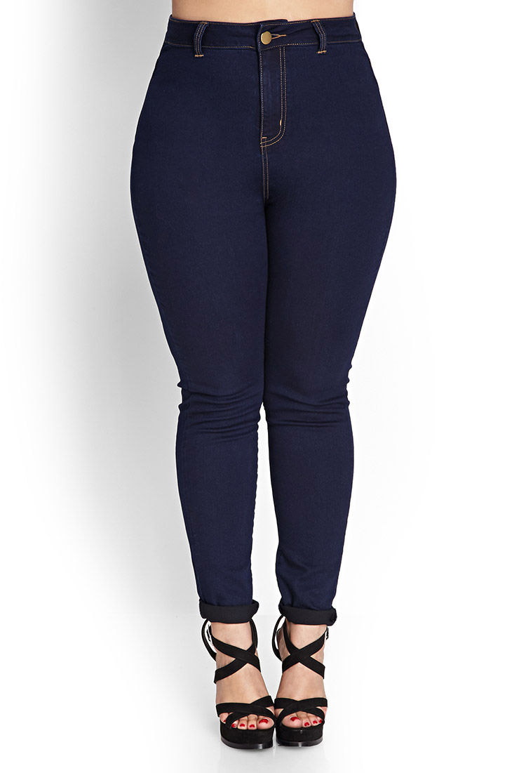 High Rise Jeans Women