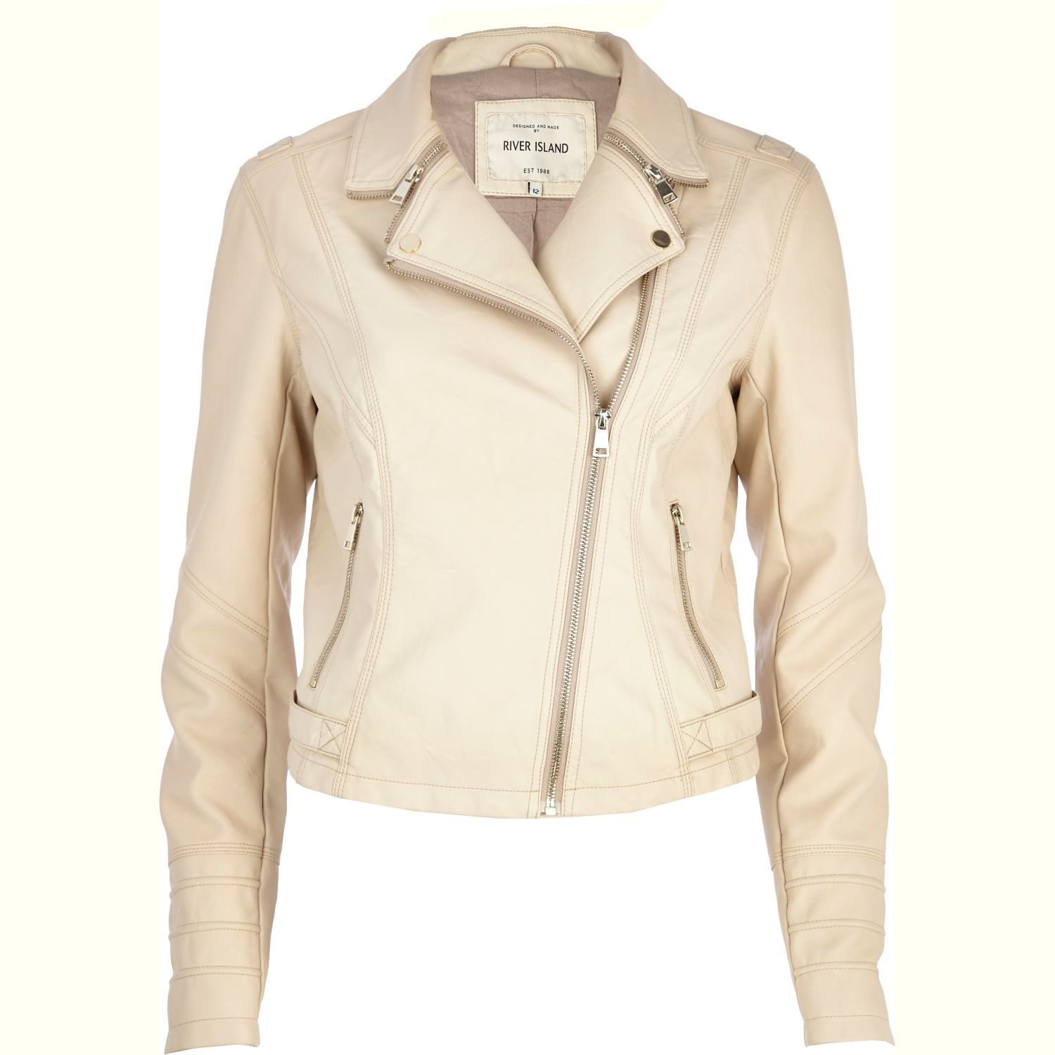 Find great deals on eBay for cream leather jacket. Shop with confidence.