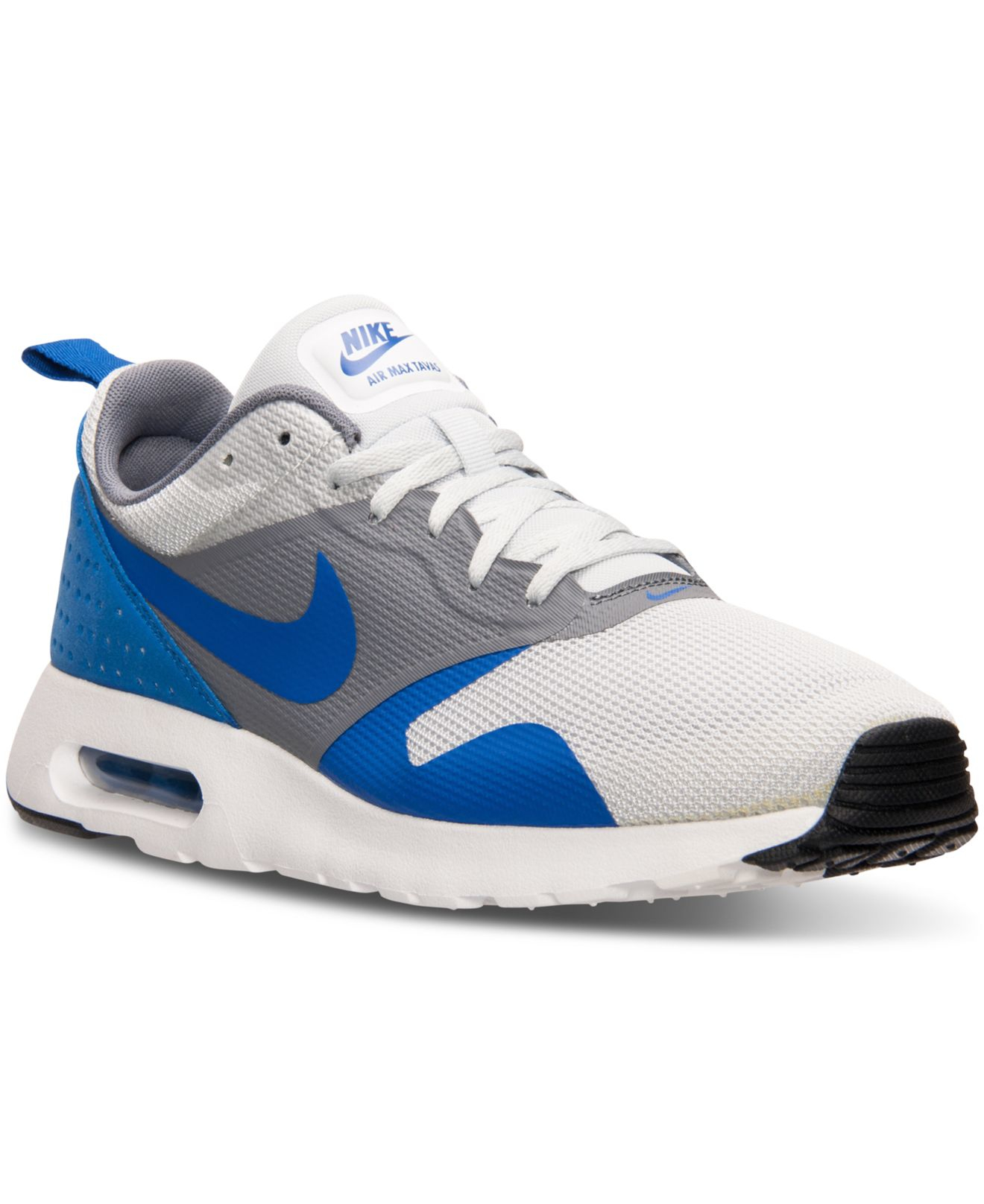 online store d1b82 840ed Lyst - Nike Men s Air Max Tavas Running Sneakers From Finish Line in ...