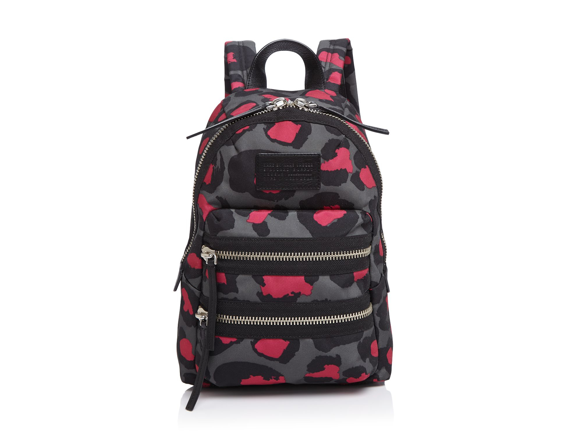 Pink Leopard Print Backpack - Best Leopard 2017