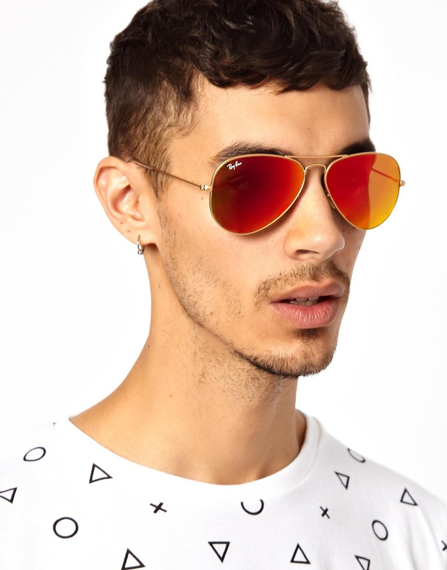 ray ban mens sunglasses polarized  gallery