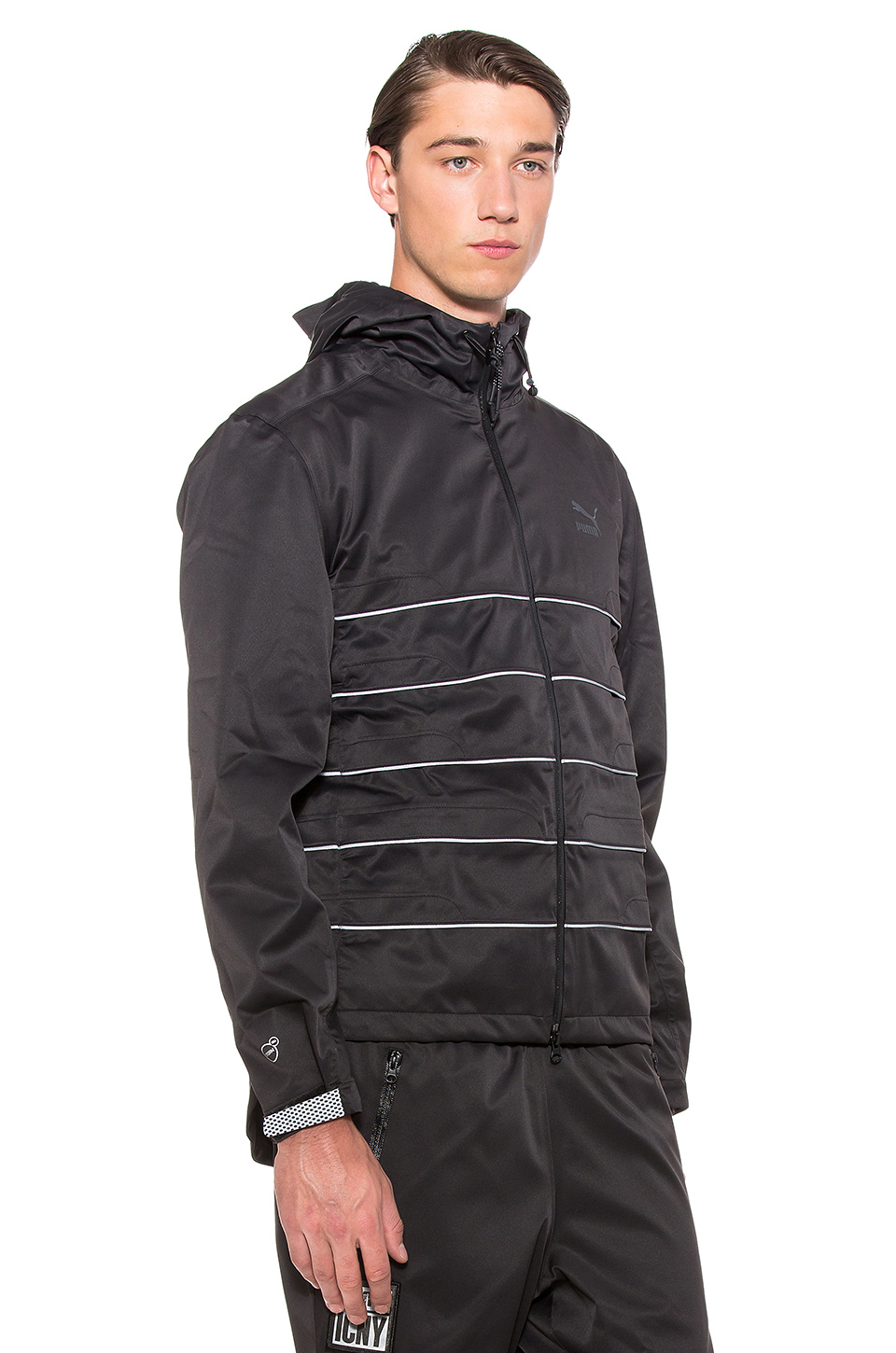 Puma select X Icny Performance Jacket in Black for Men | Lyst