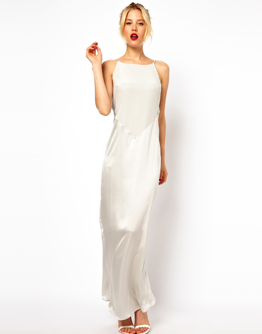 We have latest silk maxi dresses from online shops Debarun, The Secret Label and Tulsi Online. This month, the most popular silk maxi dresses are crepe silk maxi dress, ivory cotton-silk maxi and ivory silk embroidered maxi. read less. read more. Black floral maxi dress. Beyond Gallery.