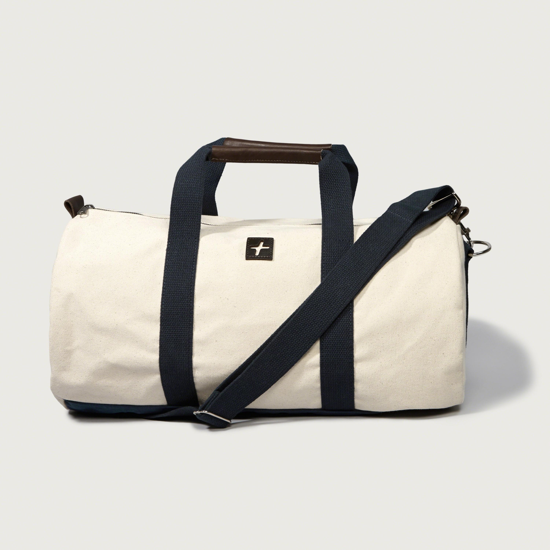 abercrombie fitch mulligan kennedy duffel bag in