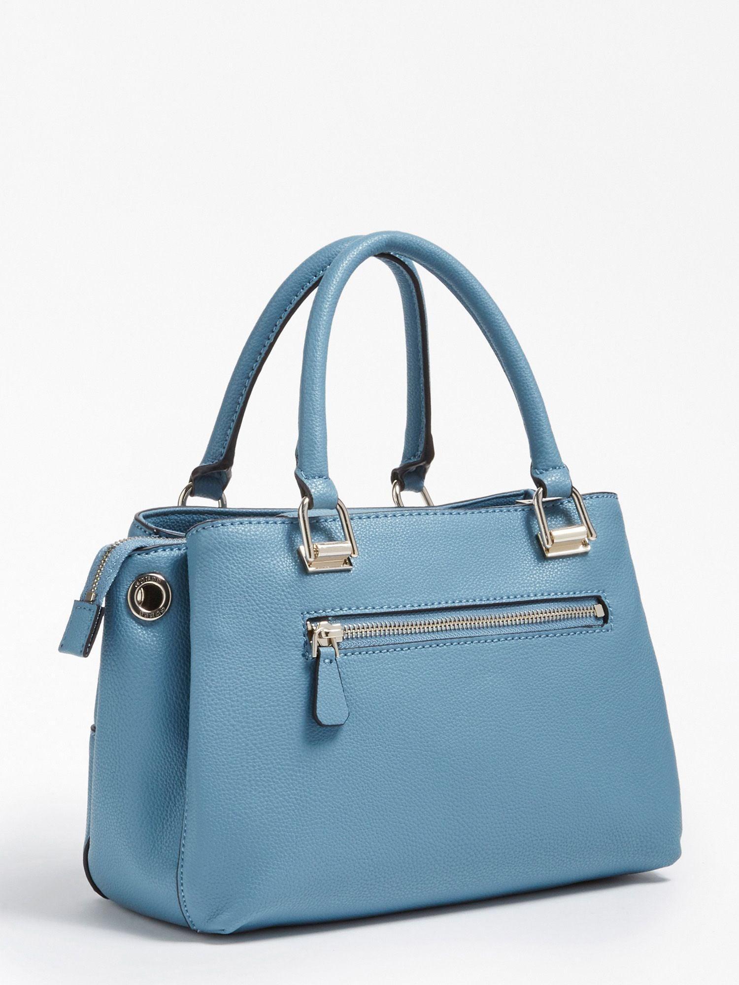 Guess Handtasche 'Lila' in Blau RHb5S