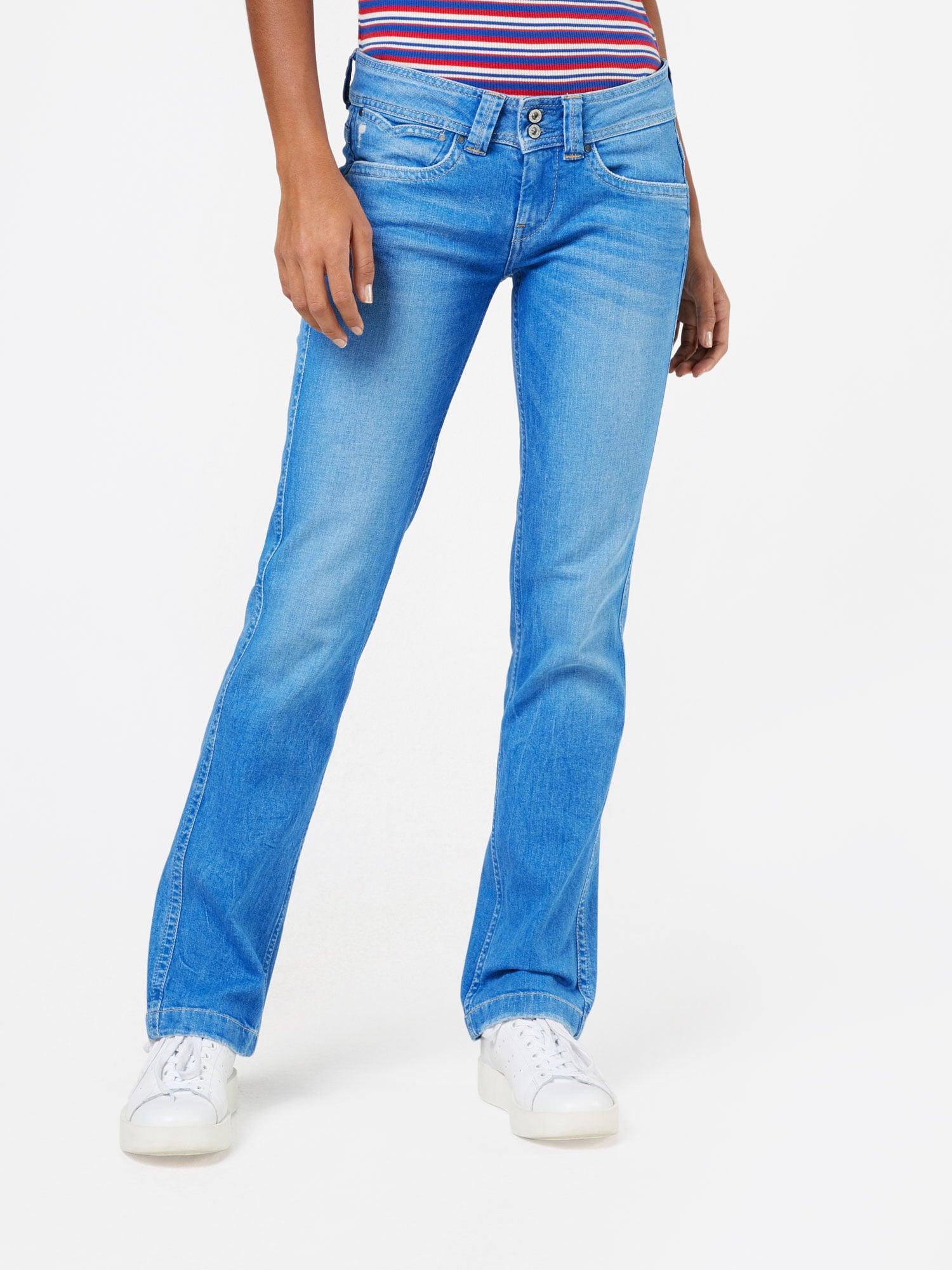 Pepe Jeans Denim Gerade geschnittene Jeans 'Banji' in Blau 3gof7