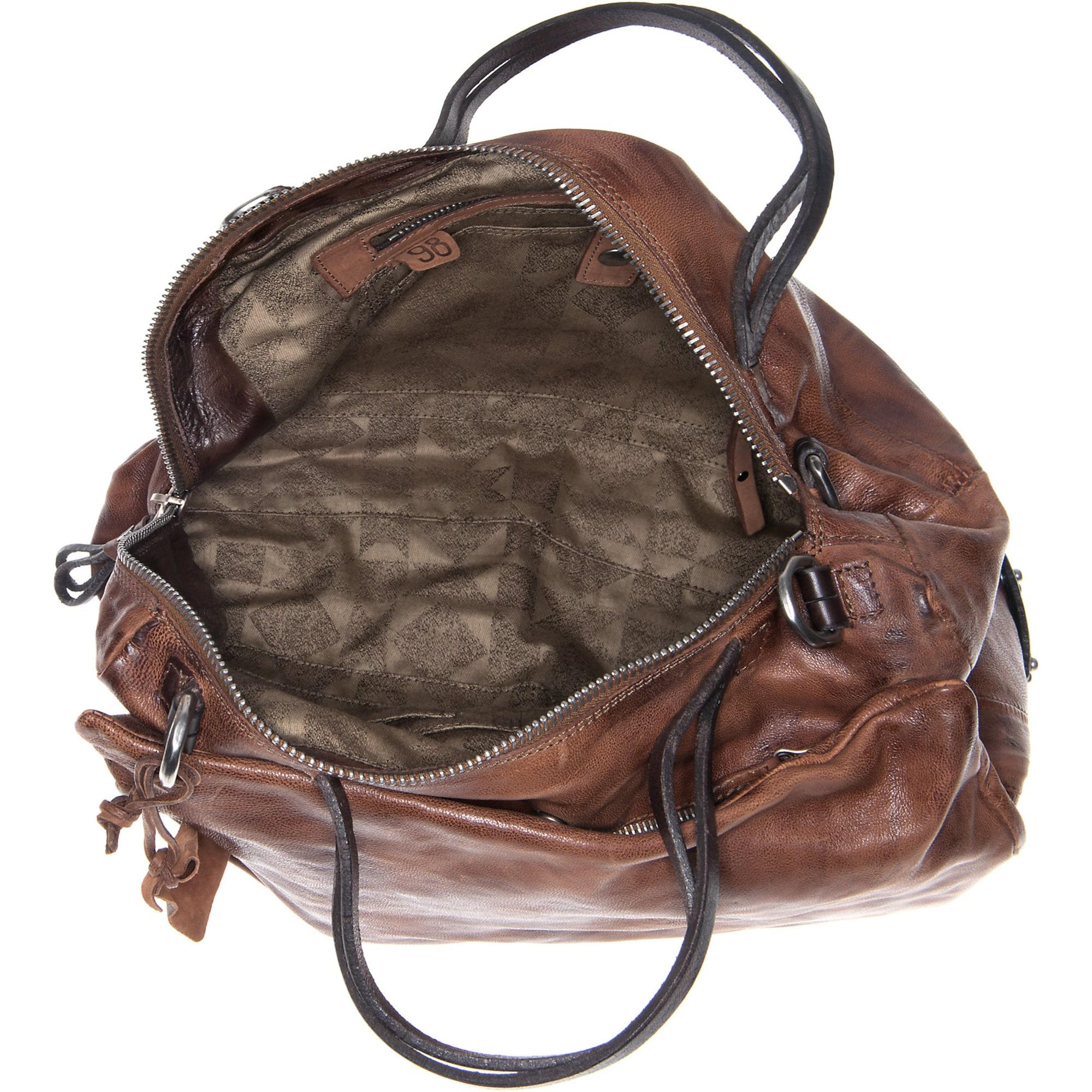 A.s.98 Handtasche in Braun p6qlP