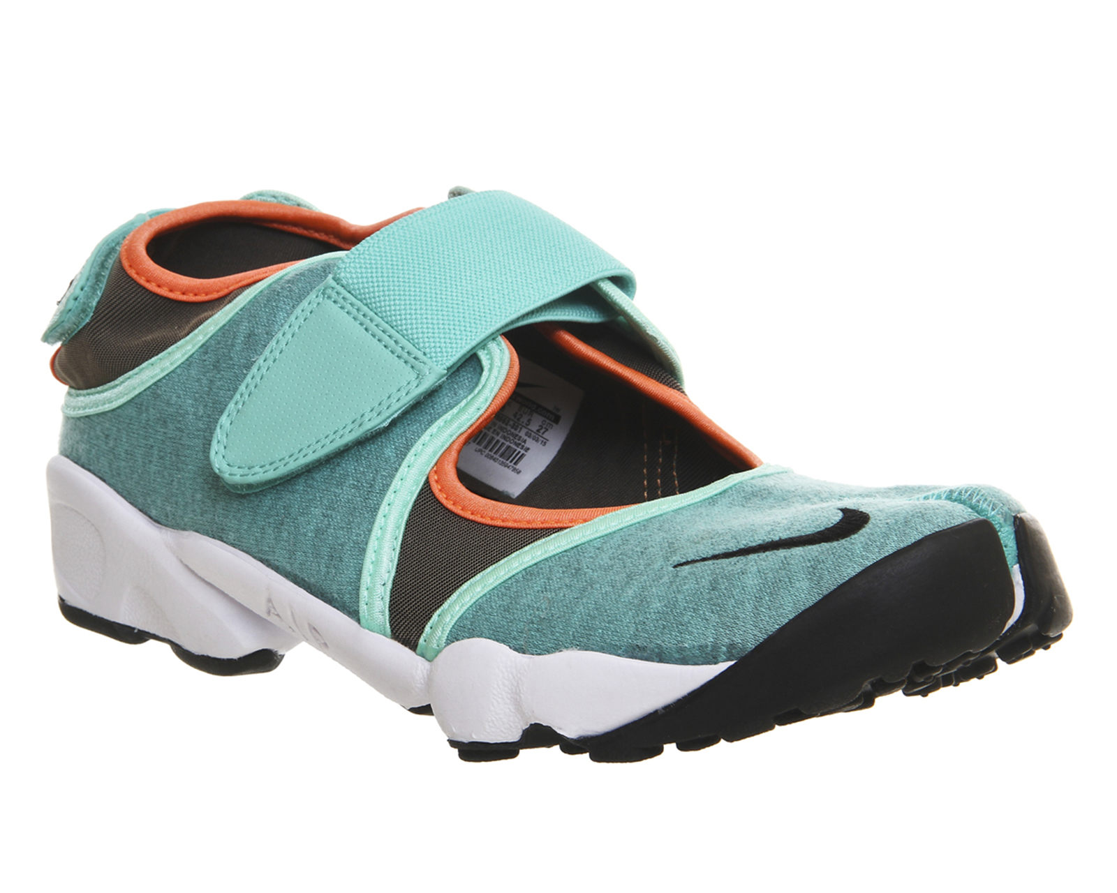 lyst nike air rift in green. Black Bedroom Furniture Sets. Home Design Ideas