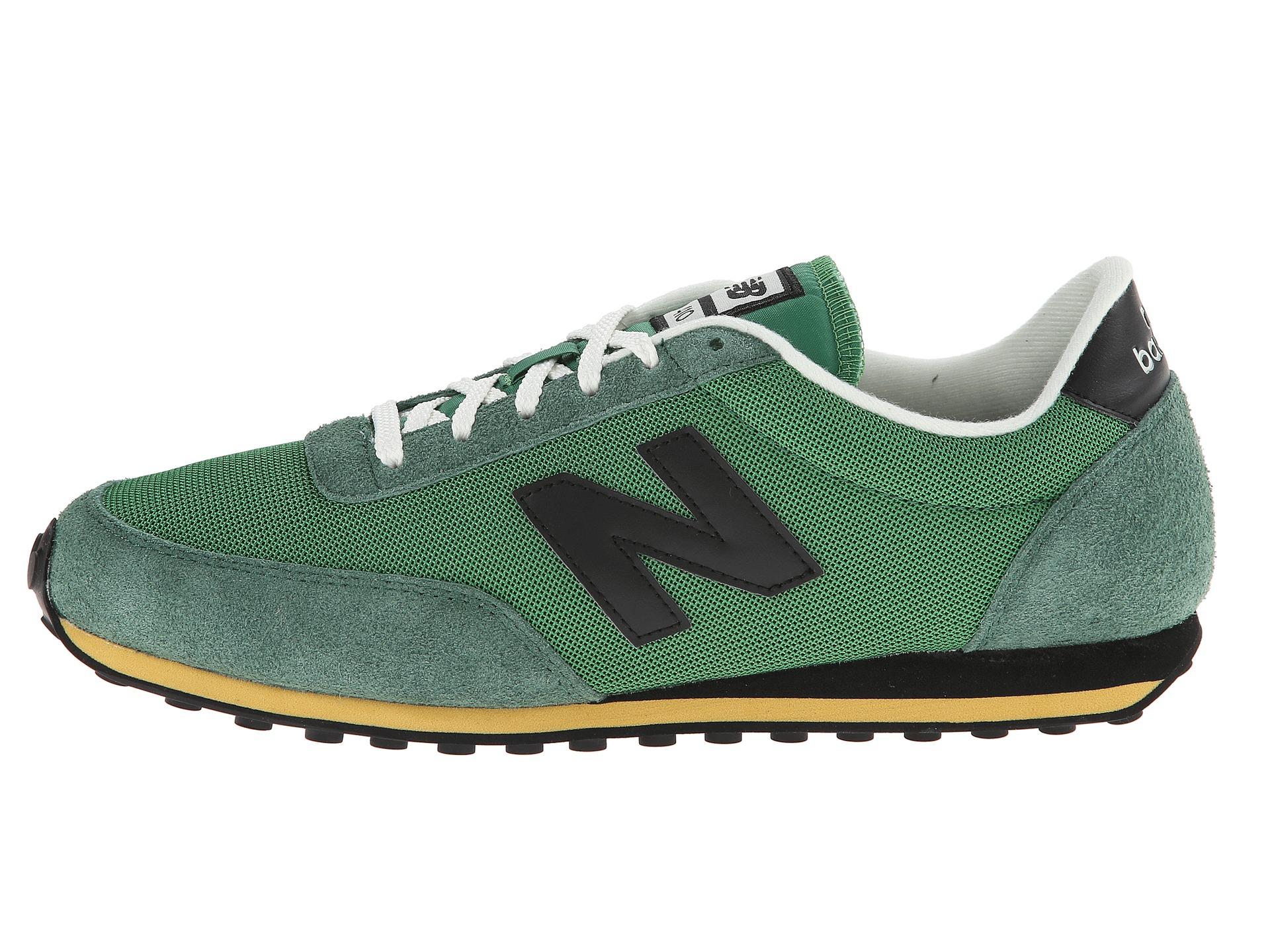 New Balance U410 in Green - Lyst