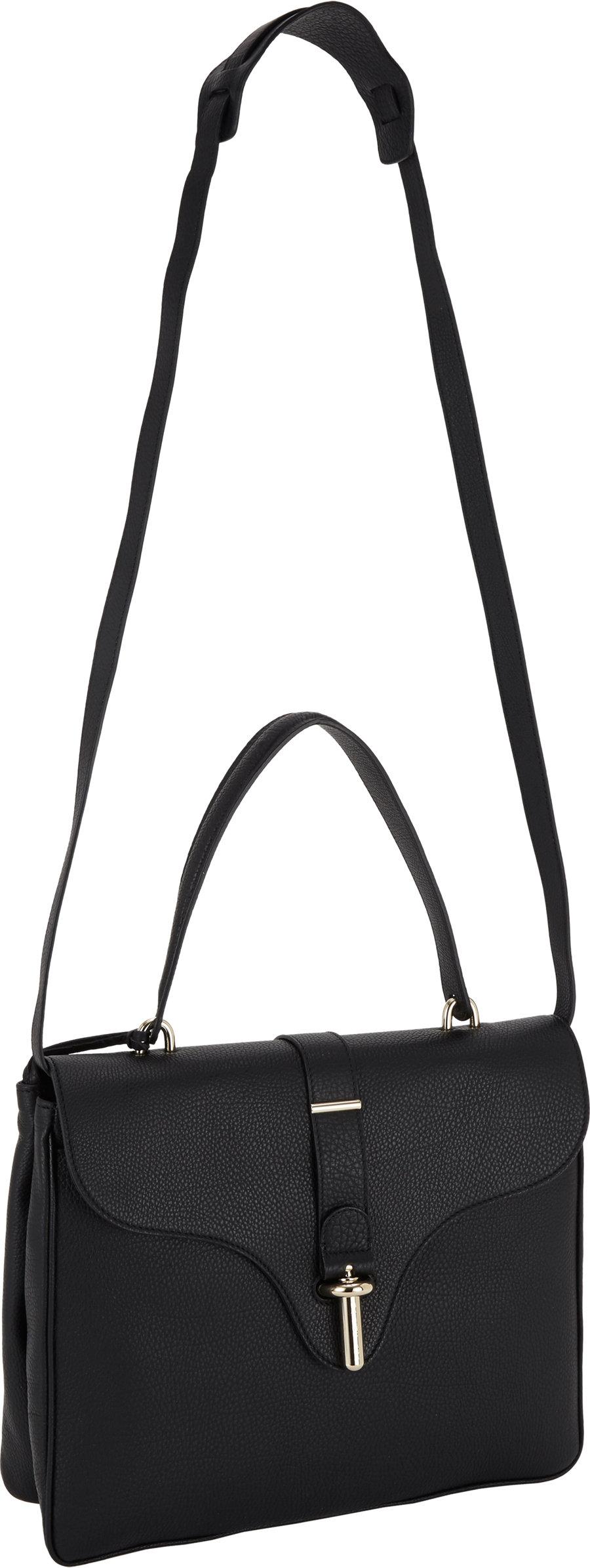 507582e5cb Balenciaga Tube Square Bag in Black - Lyst