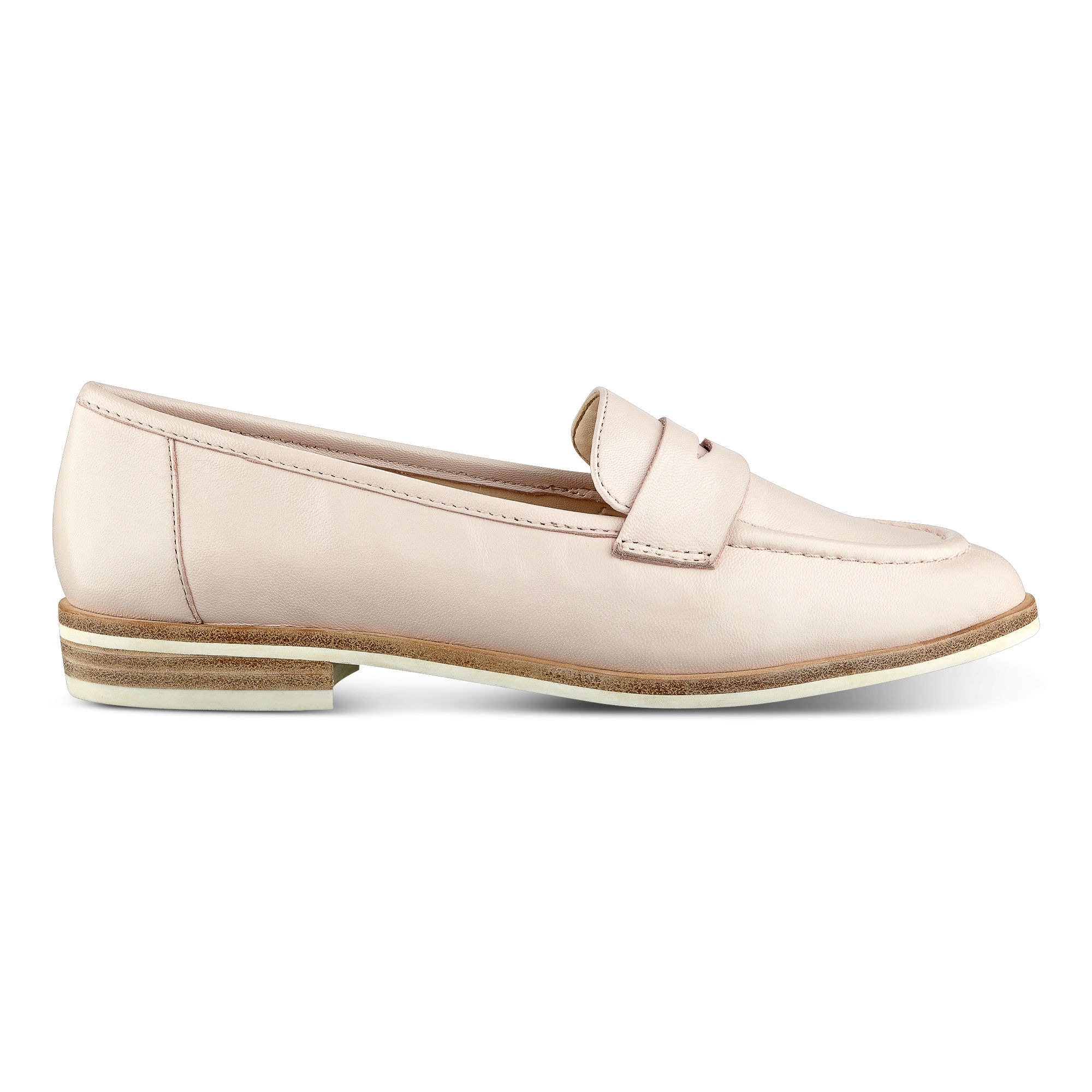 8916b6ac410 Lyst - Nine West Antonecia Loafers in Pink