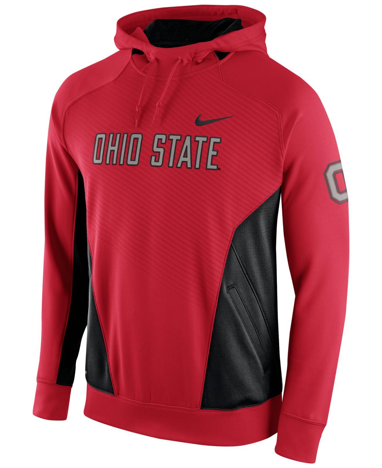 Nike Men S Ohio State Buckeyes Performance Graphic Hero