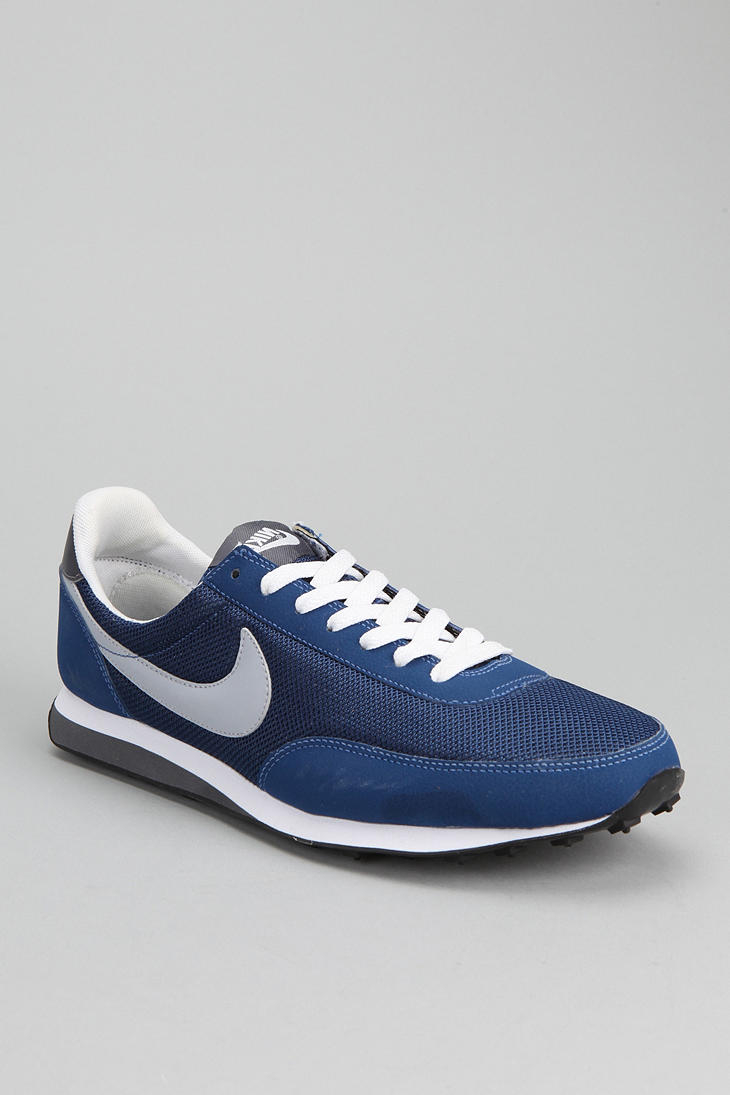Nike Elite Sneaker in Blue for Men - Lyst