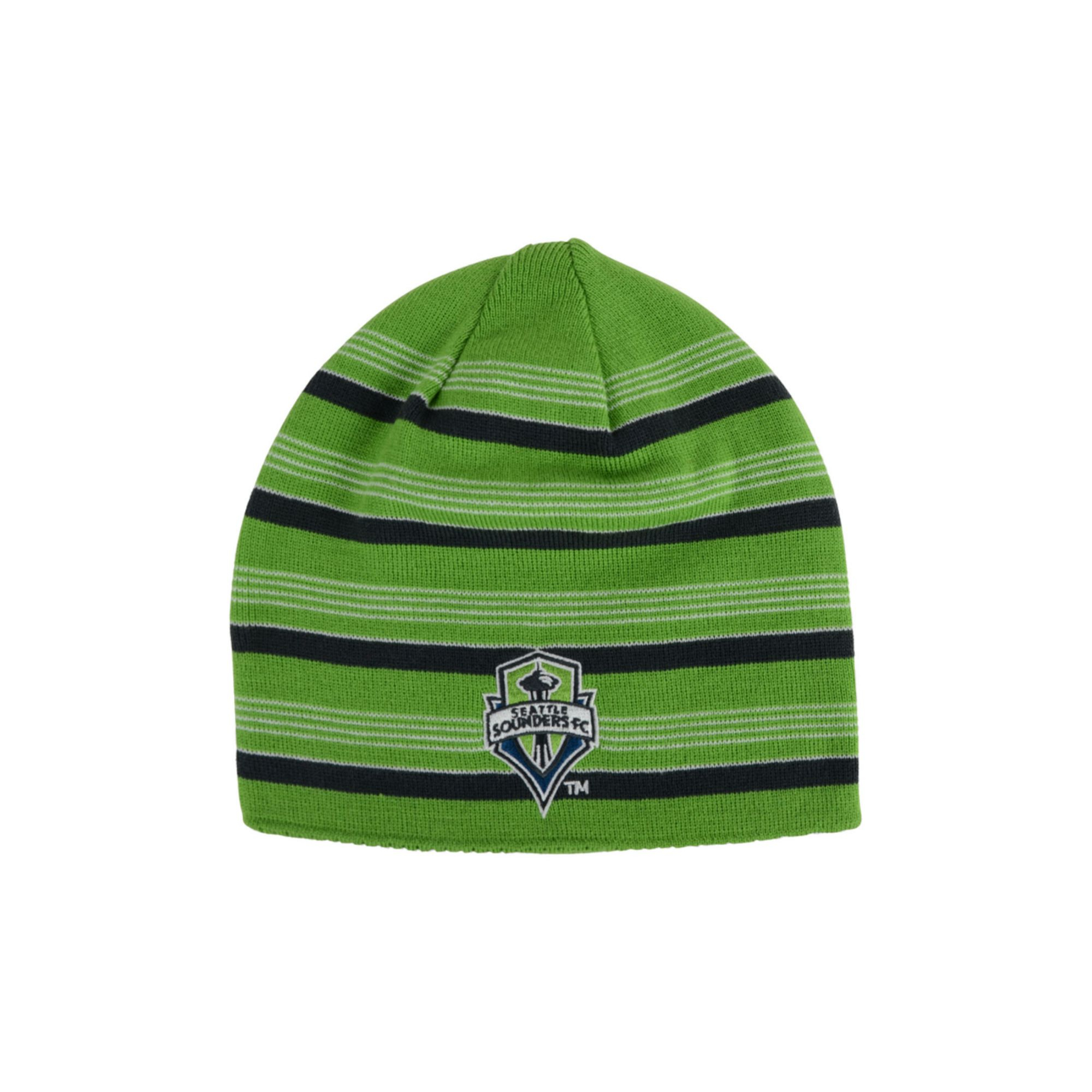 2b4df28cd47 ... new style lyst adidas seattle sounders fc reversible cuffless beanie in  10ca9 9a1ba ...