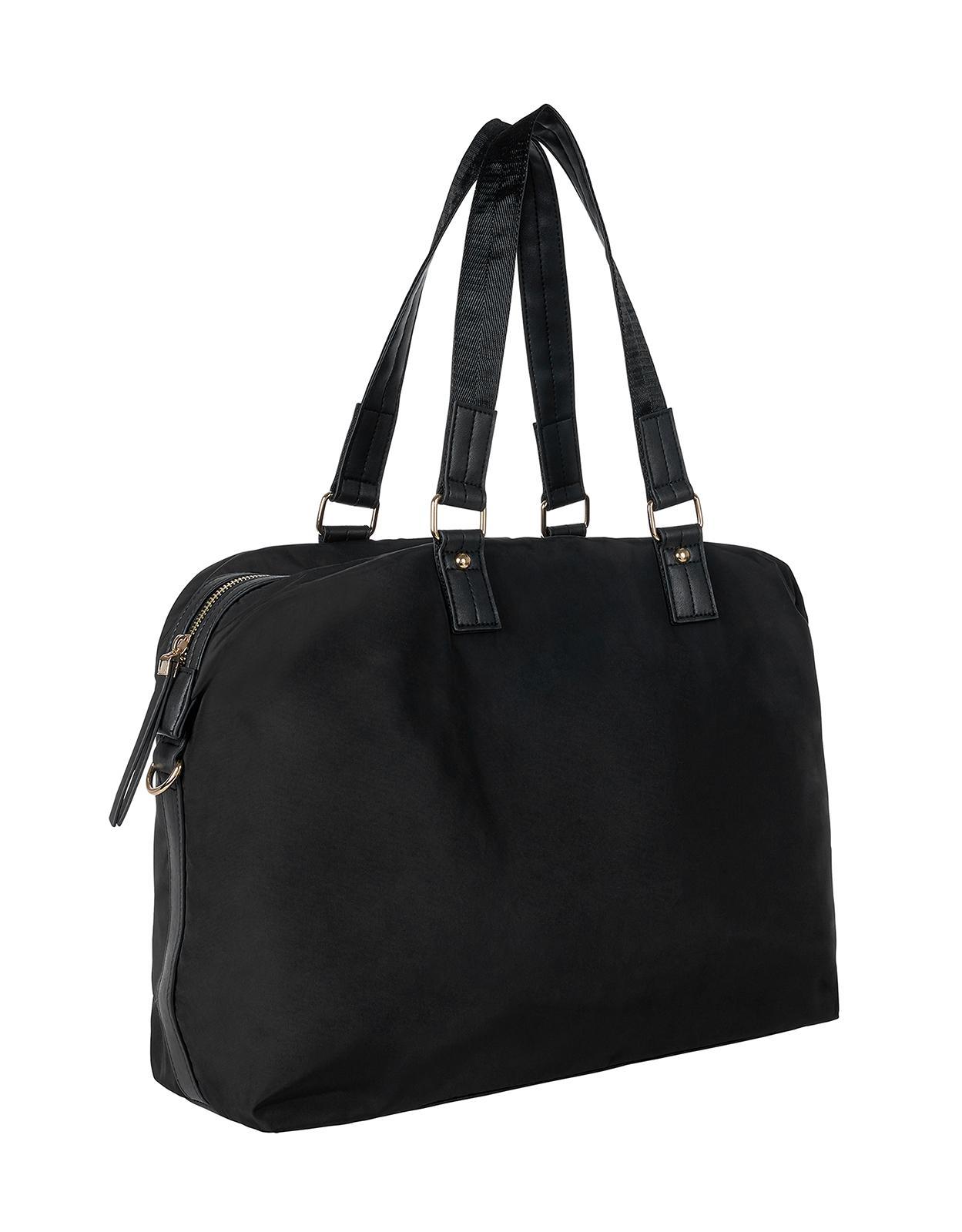Lizzie Nylon Weekender Bag