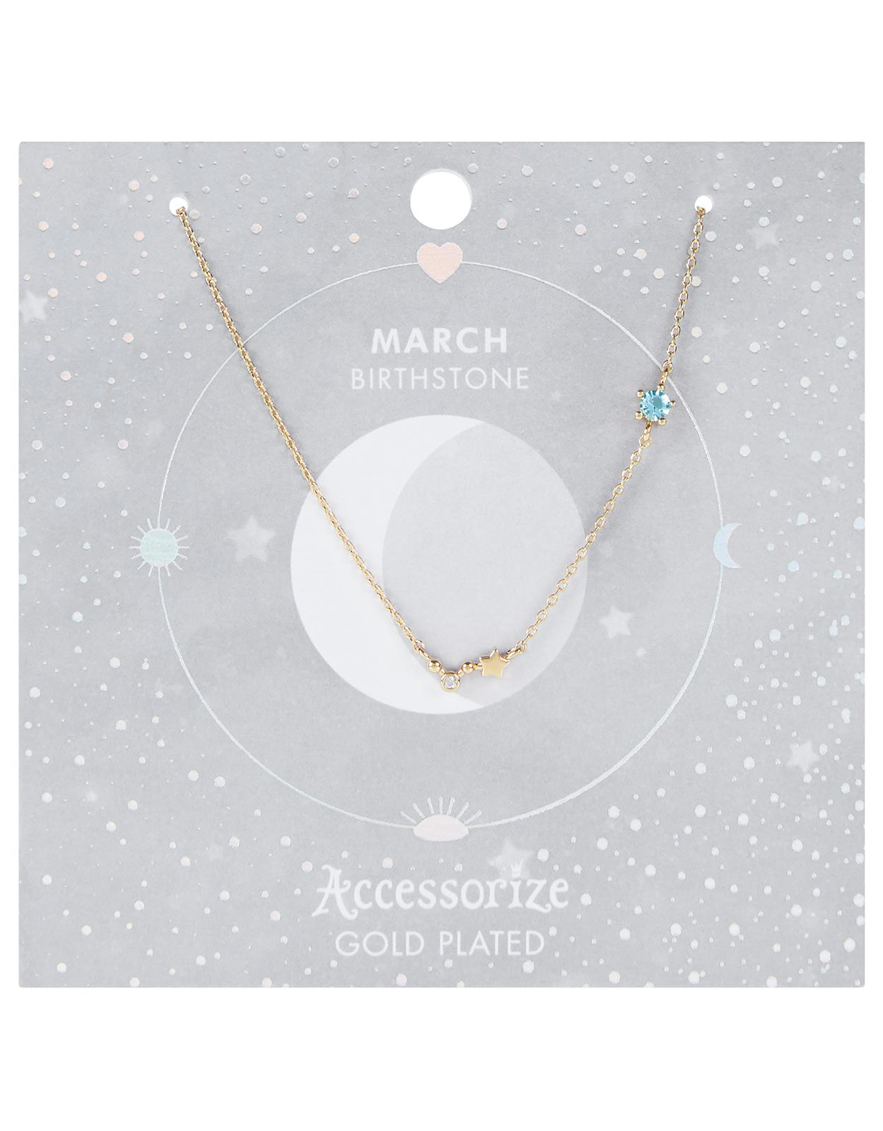 crystal gold slice blue products aquamarine and march light with necklace raw kristinahenning elaine birthstone