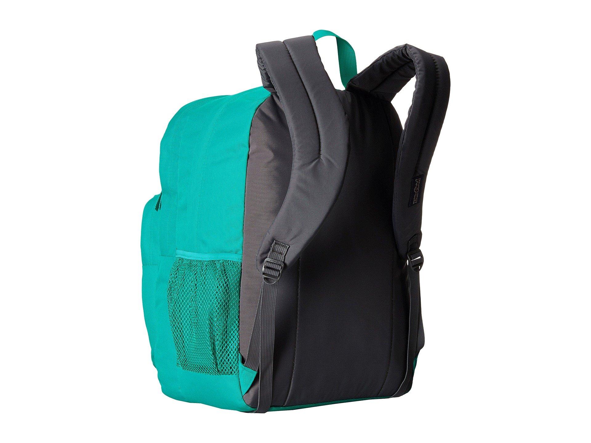 6a45d771798f7 Jansport Big Student Backpack Grey Black Botanical