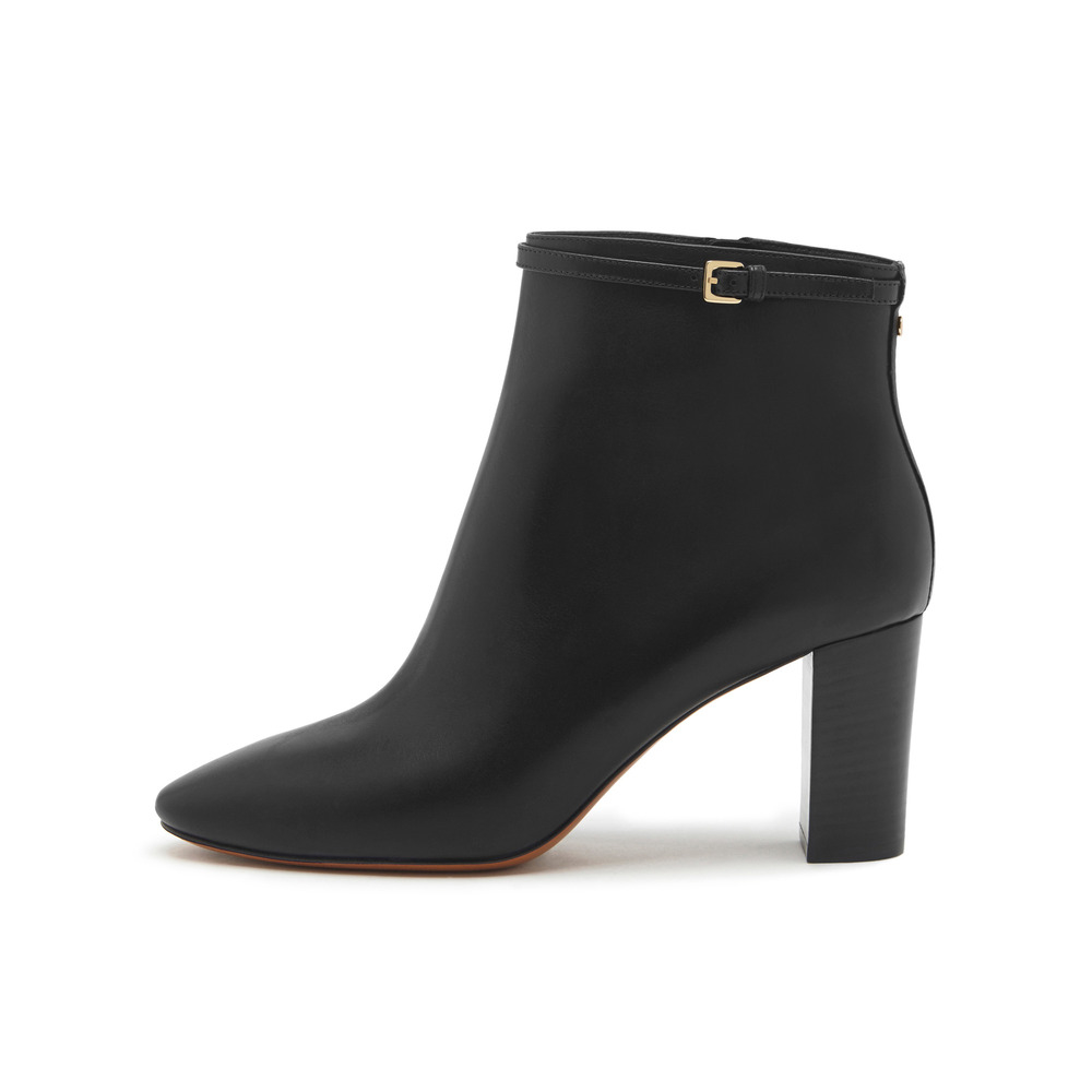 MULBERRY Leather Ankle Boots XDJaMc