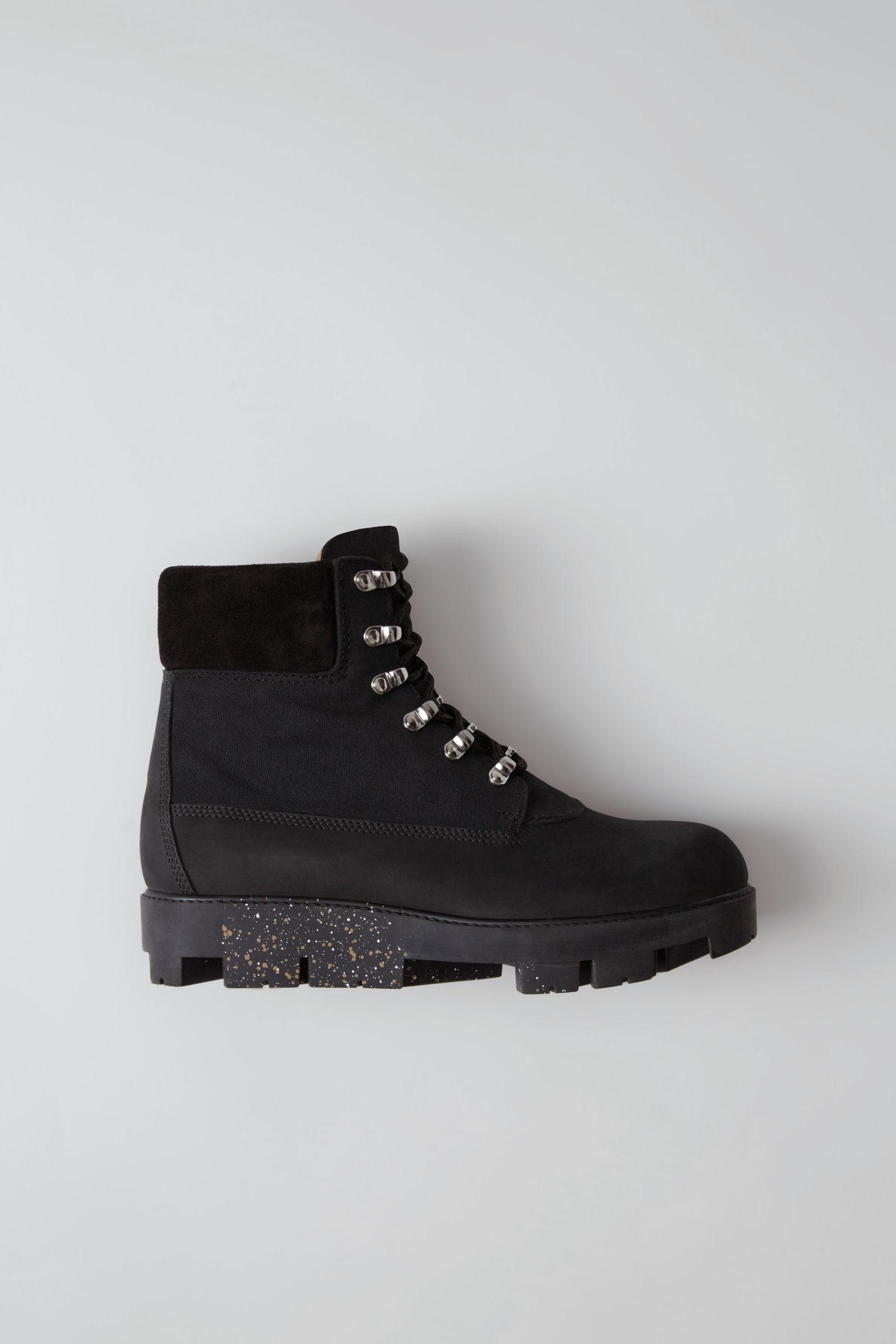 Acne Studios Black Mila Boots eFp8eZGzM