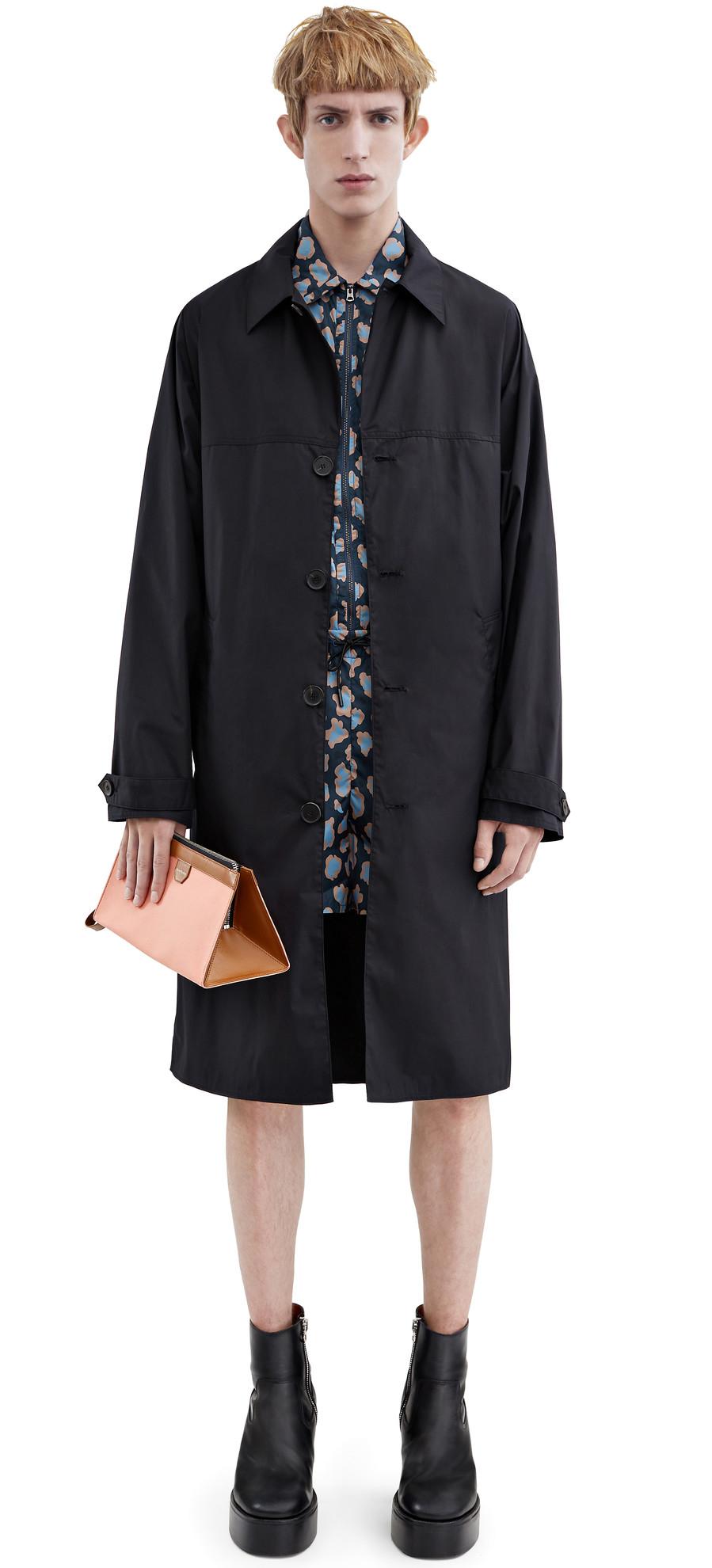 black single men in milo Single layer with chest pocket 100% rayon home / black friday sale 2017 / milo - bubblegum charcoal milo.