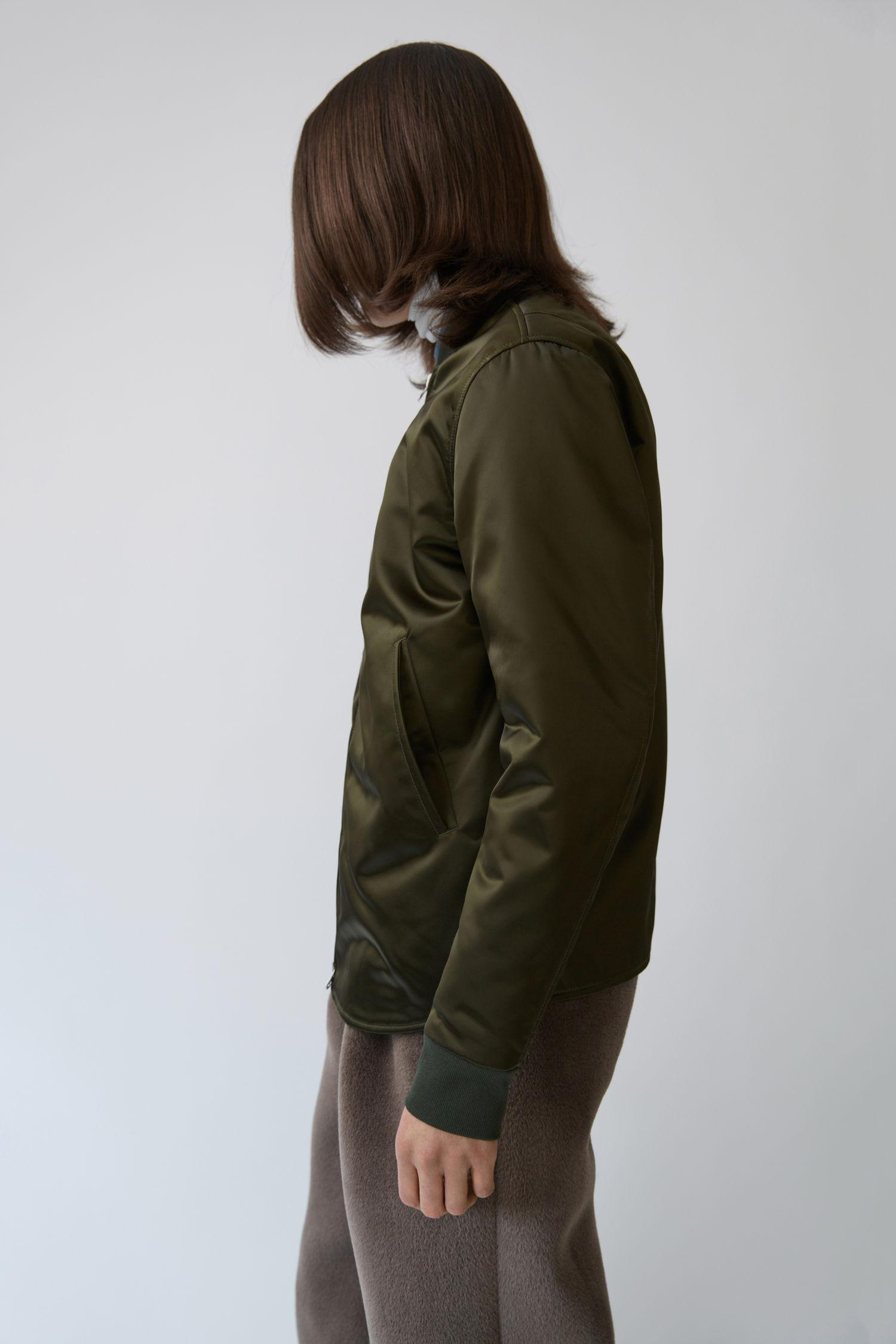 Acne Studios Synthetic Mylon green for Men