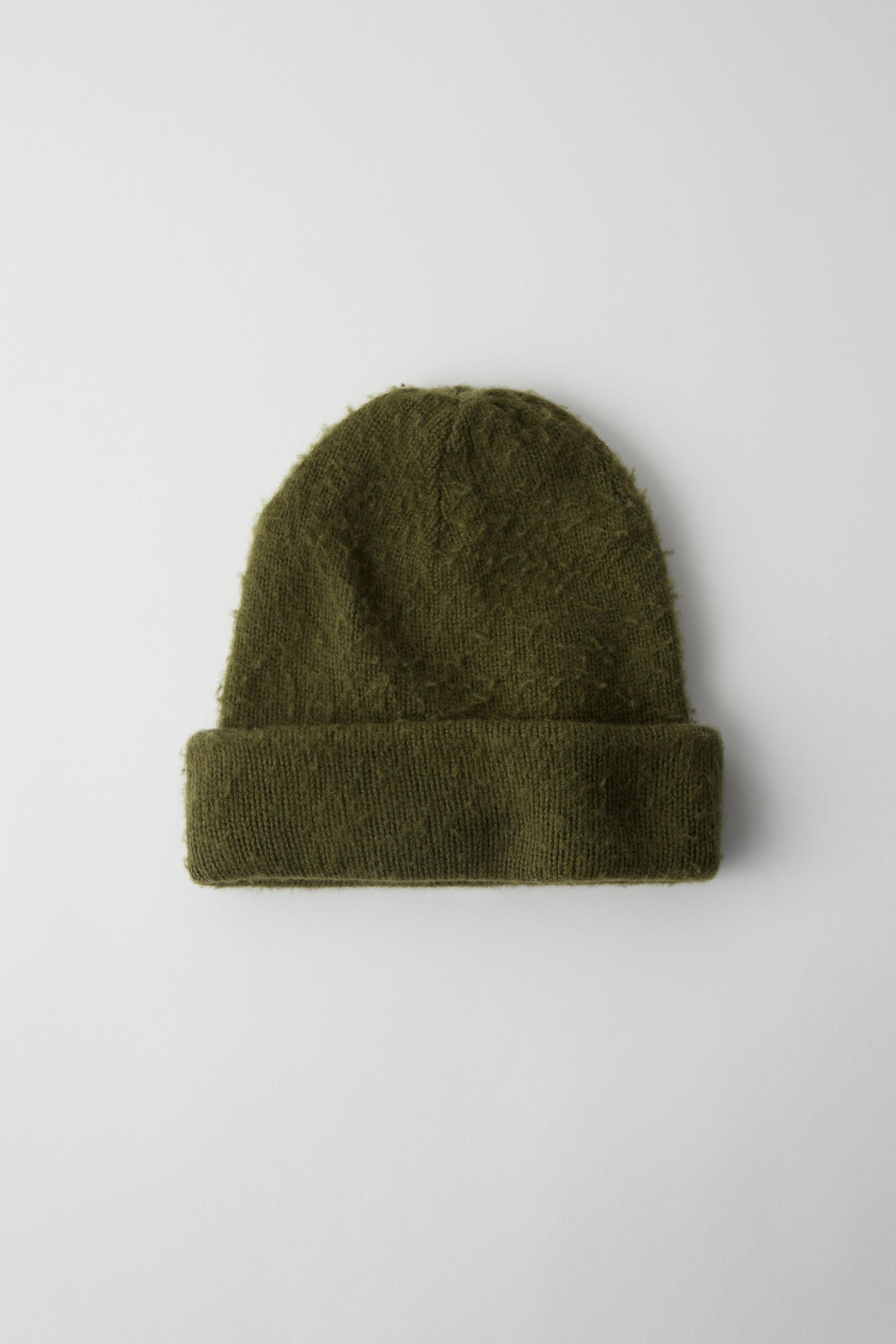 9ac05f07346 Gallery. Previously sold at  Acne Studios · Women s Burberry Beanie ...