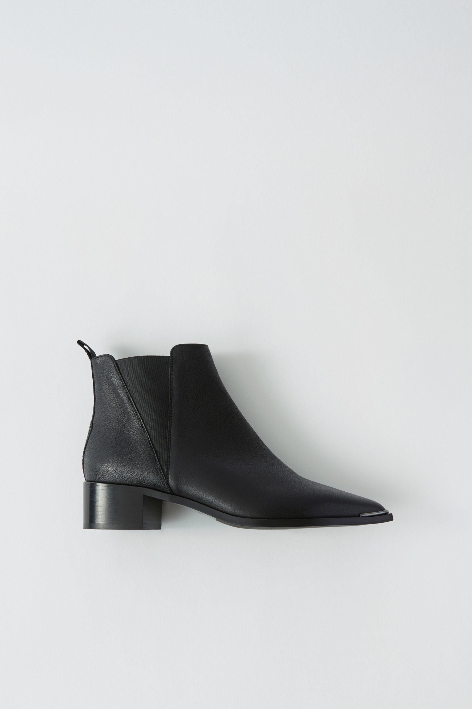 e62a791d714b Lyst - Acne Studios Jensen Black Chelsea Boots in Black - Save 6%
