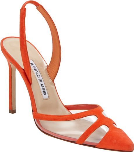 Free shipping and returns on Women's Orange Slingback Sandals at dexterminduwi.ga