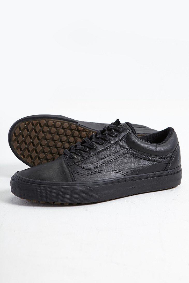 Iconic Black Matte Shoes