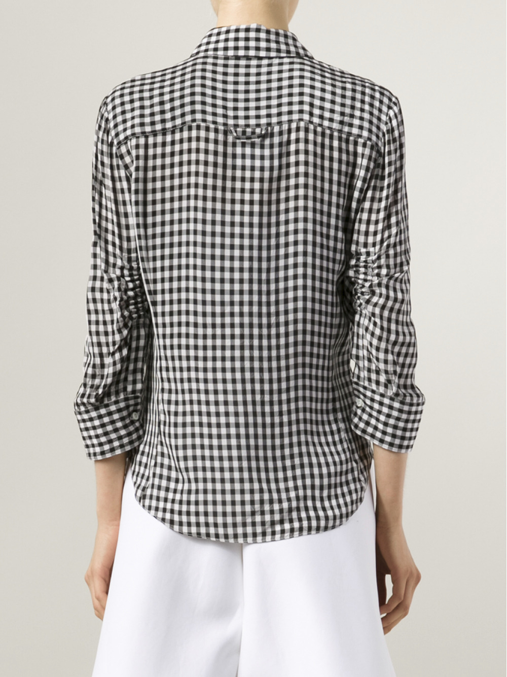 Find black gingham dress shirt at ShopStyle. Shop the latest collection of black gingham dress shirt from the most popular stores - all in one place.
