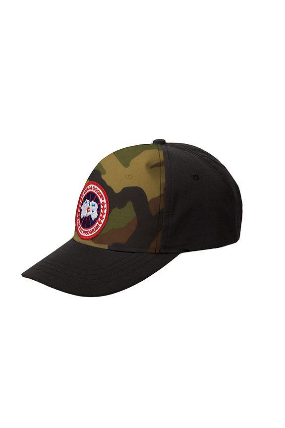 Canada Goose Baseball Cap 1c0dfa2b889