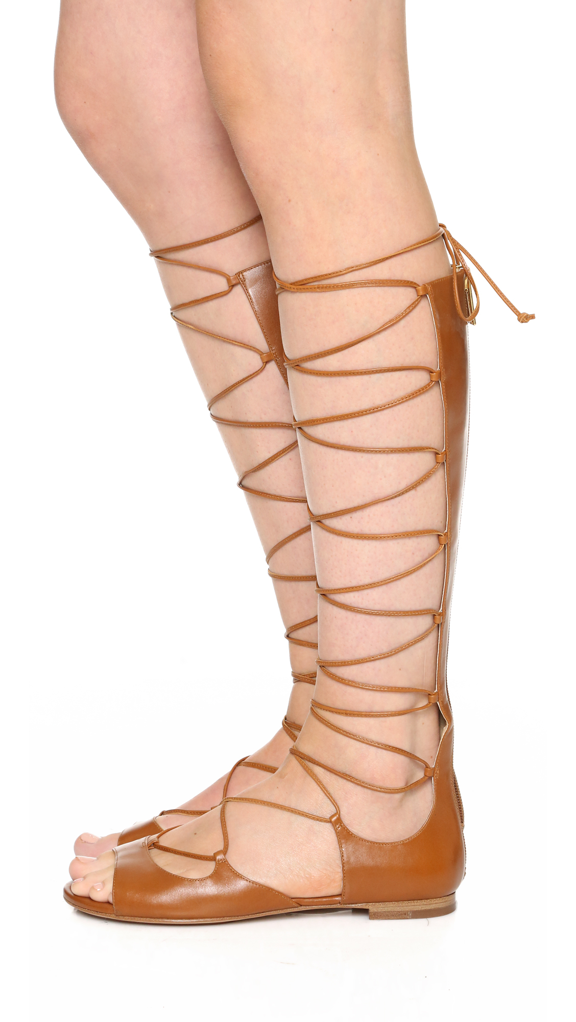 53dcf7c1fe19 Gallery. Previously sold at  Shopbop · Women s Lace Up Flats Women s Gladiator  Sandals ...