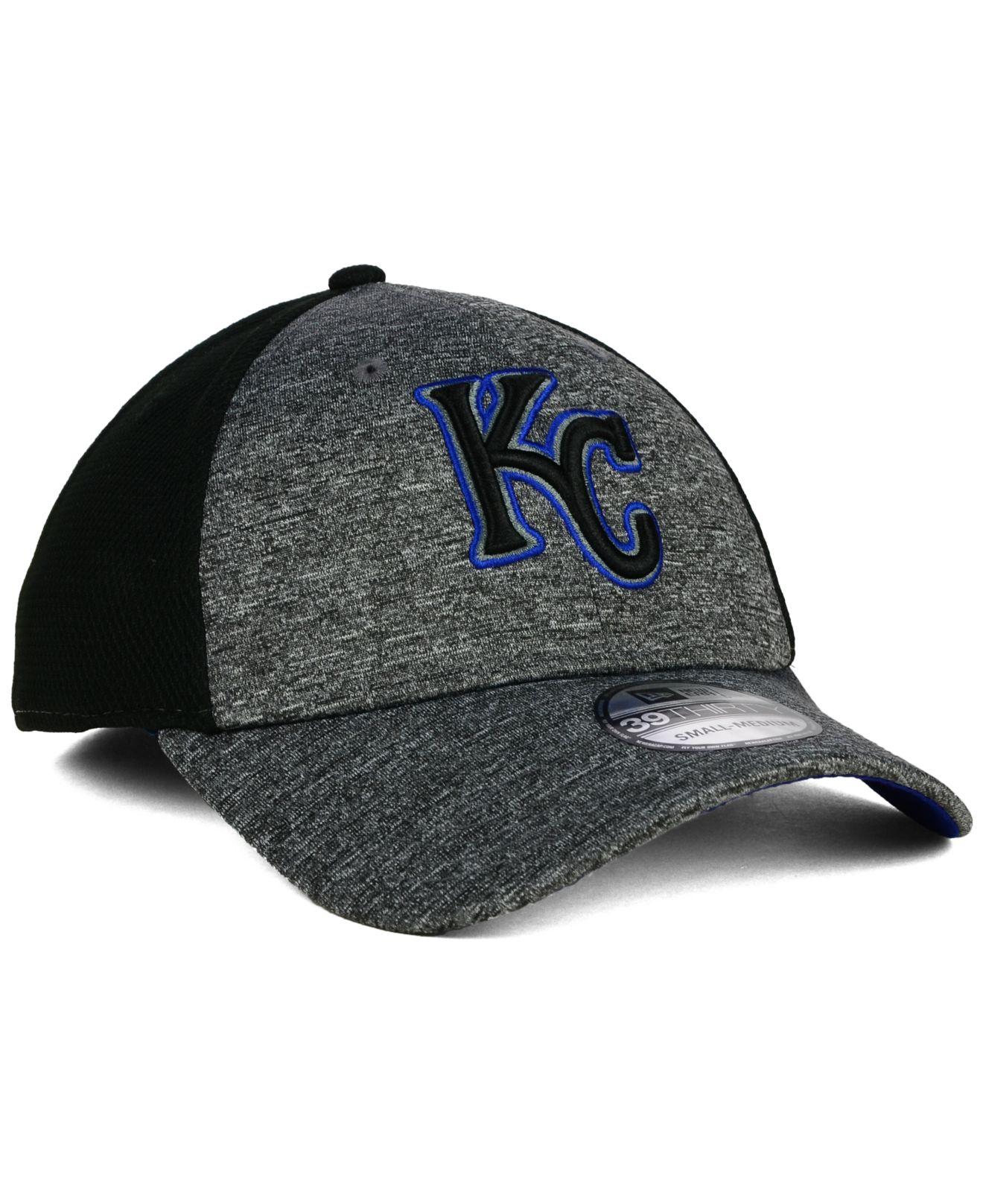 hot sale online 3f111 0c558 sweden lyst ktz kansas city royals tech fuse 39thirty cap in gray for men  f4a51 84107