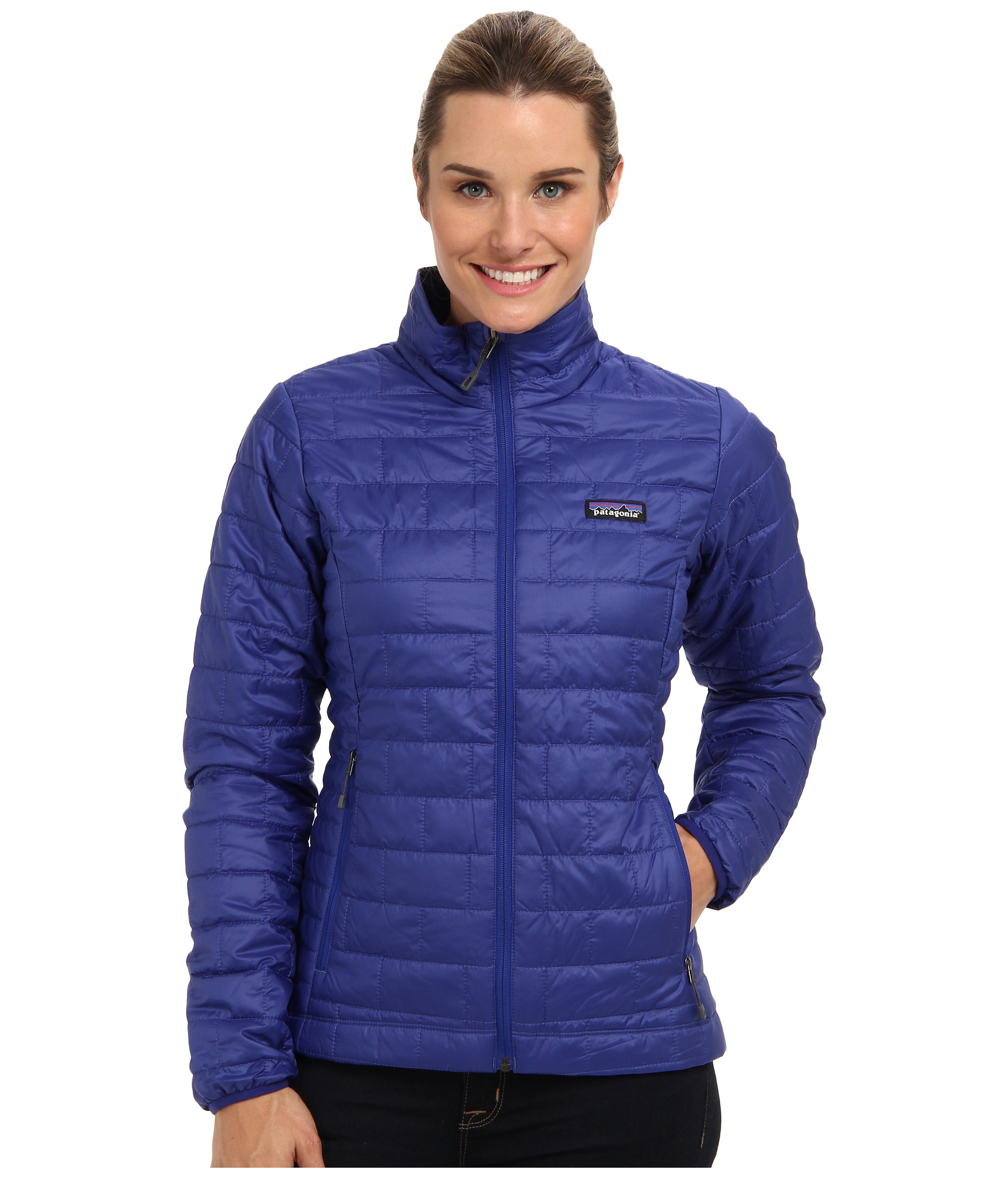 Lyst Patagonia Nano Puff 174 Jacket In Blue