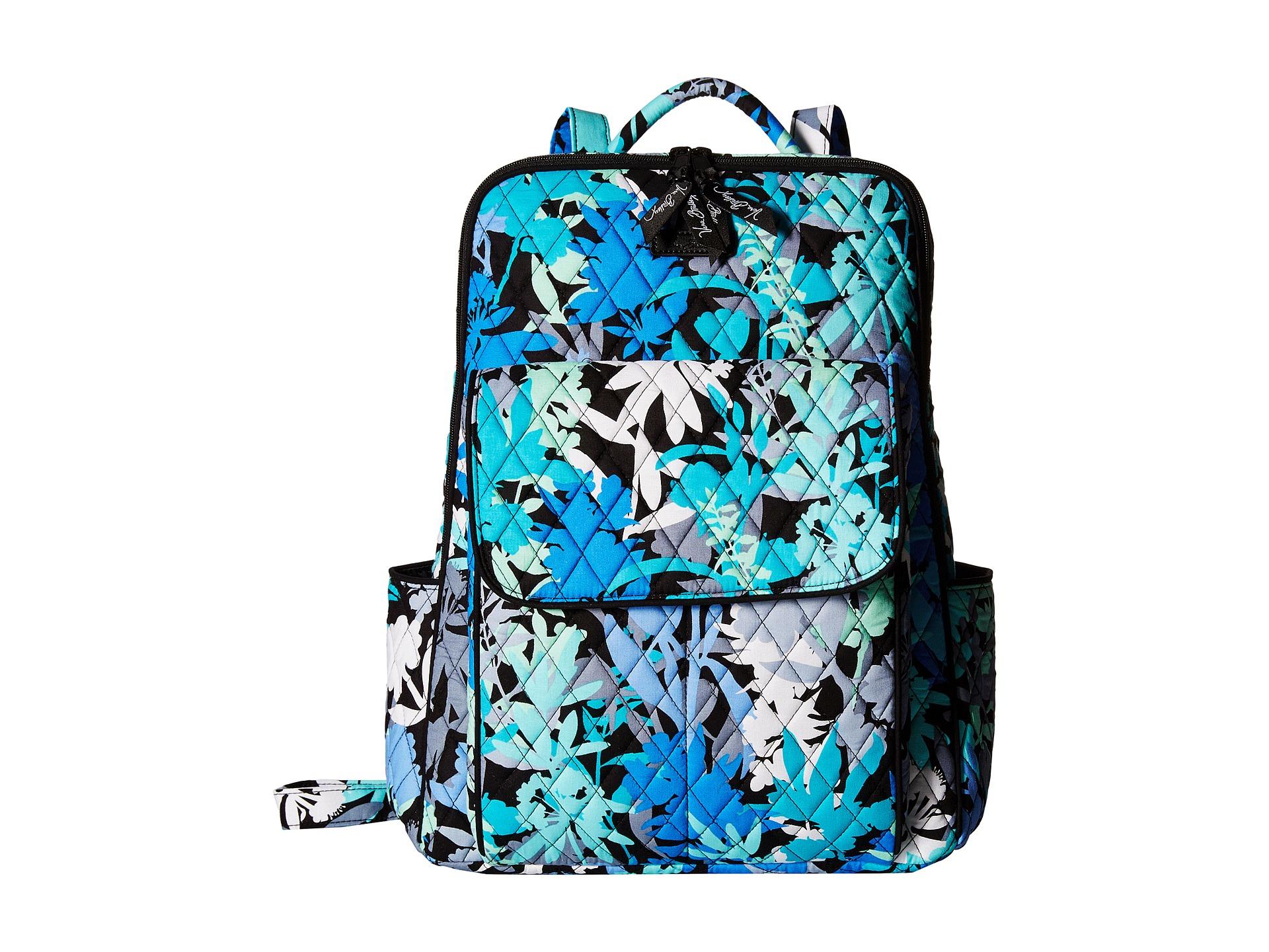 Vera Bradley Ultimate Backpack In Blue Lyst