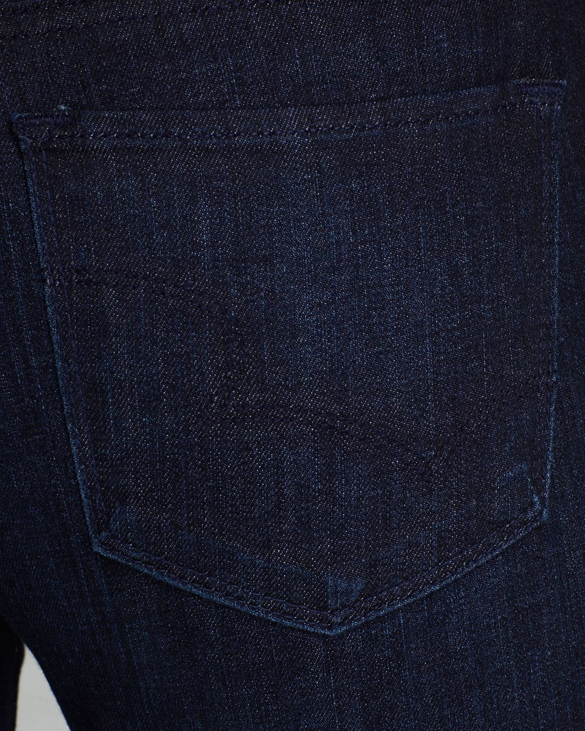 Big Star Jeans Sarah Petite Bootcut in Holly Midnight in Blue