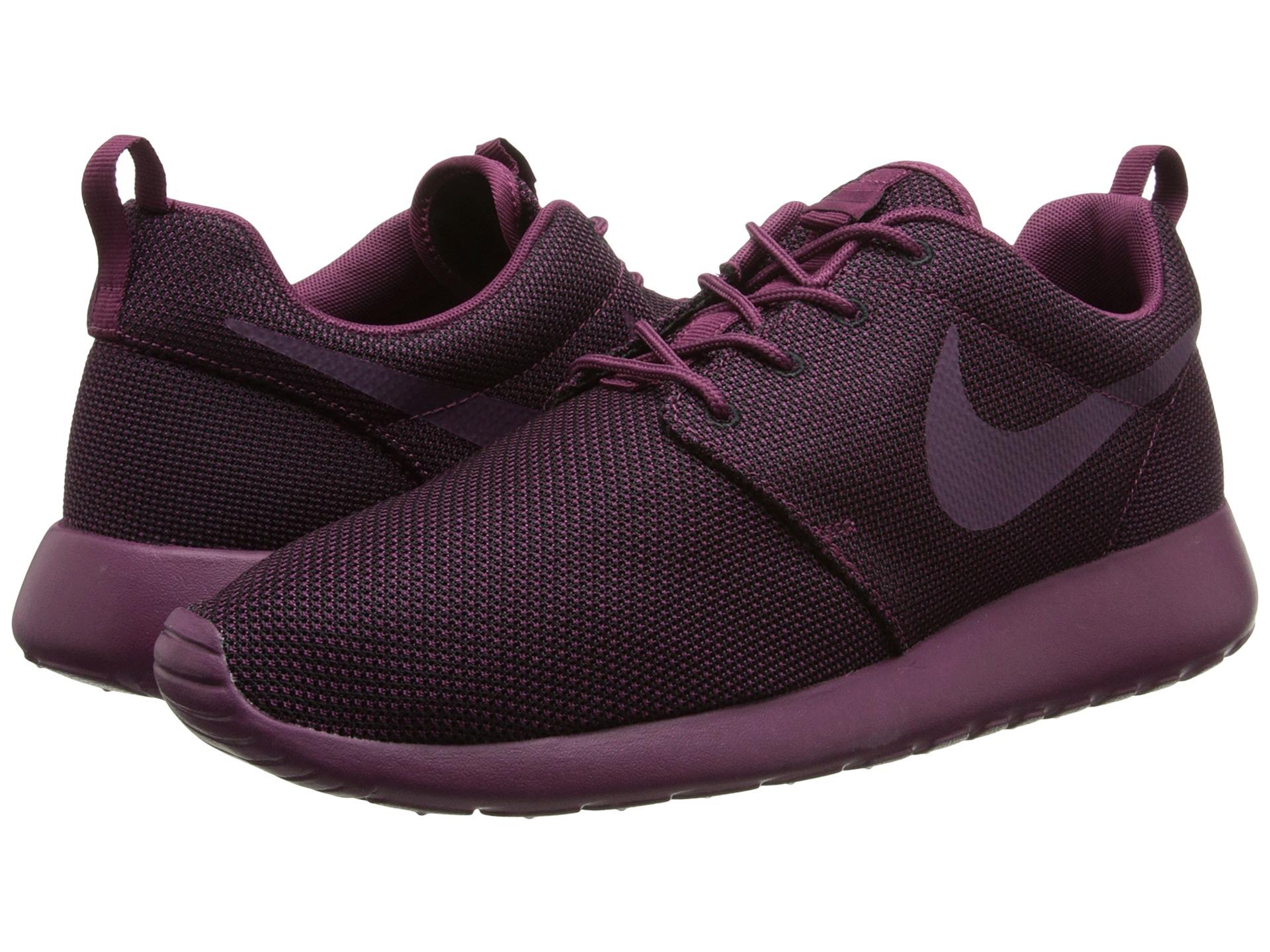 free shipping 2fffa 60210 Men's Purple Roshe Run