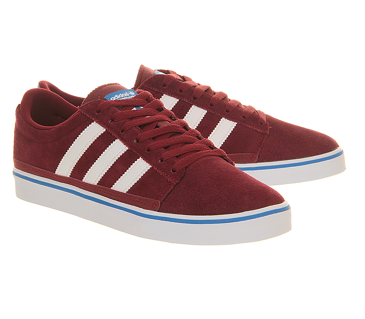 adidas Originals Rayado Low in White (Red) for Men
