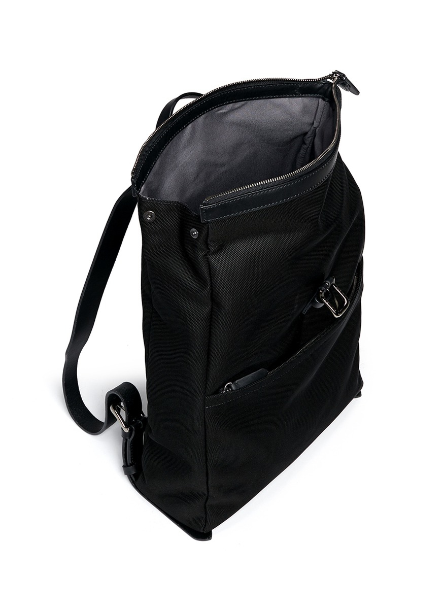 97a1d2e58f Mismo 'm/s Express' Backpack in Black for Men - Lyst