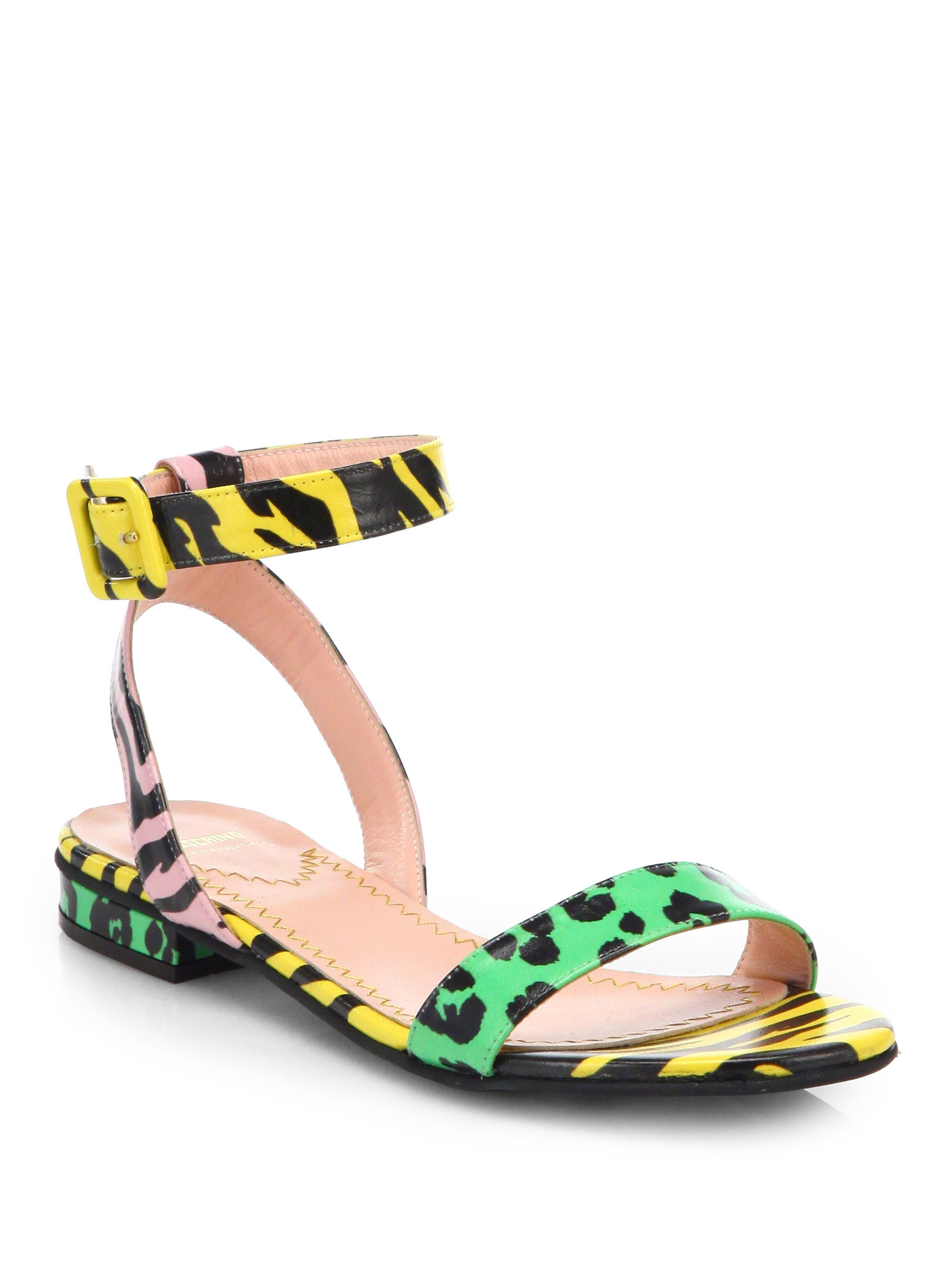 MOSCHINO CHEAP AND CHIC Sandals cheap fast delivery free shipping largest supplier free shipping really x8gau