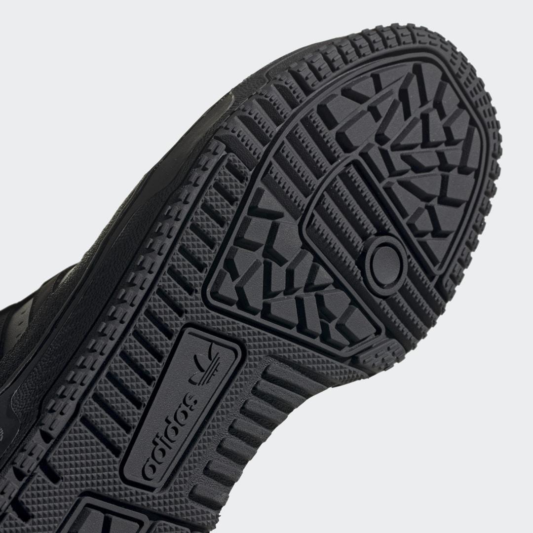 Zapatilla Rivalry TR adidas de Tejido sintético de color Negro