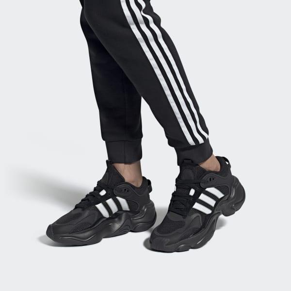 adidas Magmur Runner Shoes in Black - Lyst