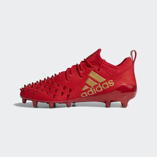 adidas Adizero 5-star 7.0 Spikes in Red