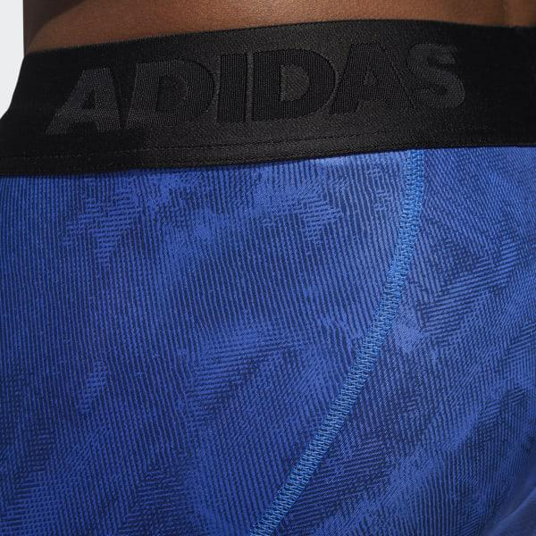 3e47bdd080 Adidas Blue Alphaskin Sport Supreme Speed Long Tights for men