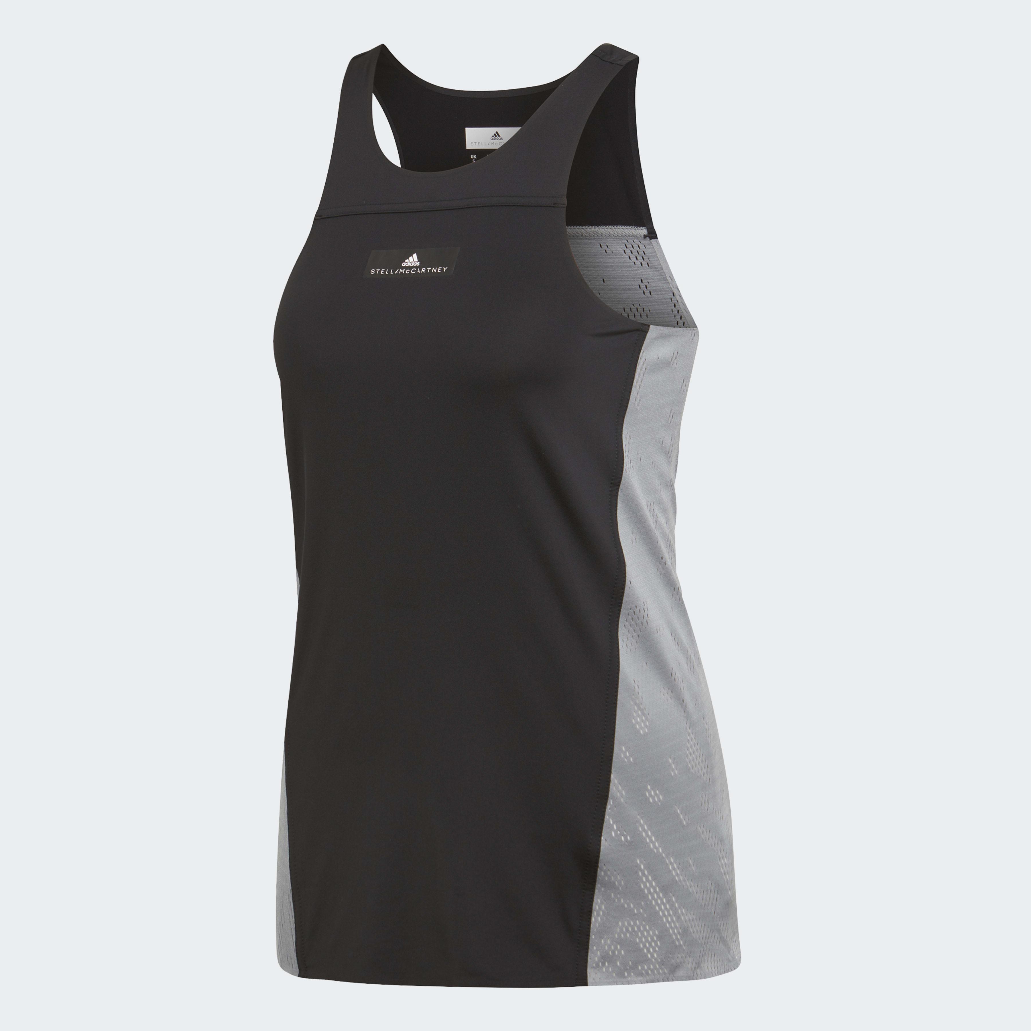 Débardeur Run Synthétique adidas en coloris Noir