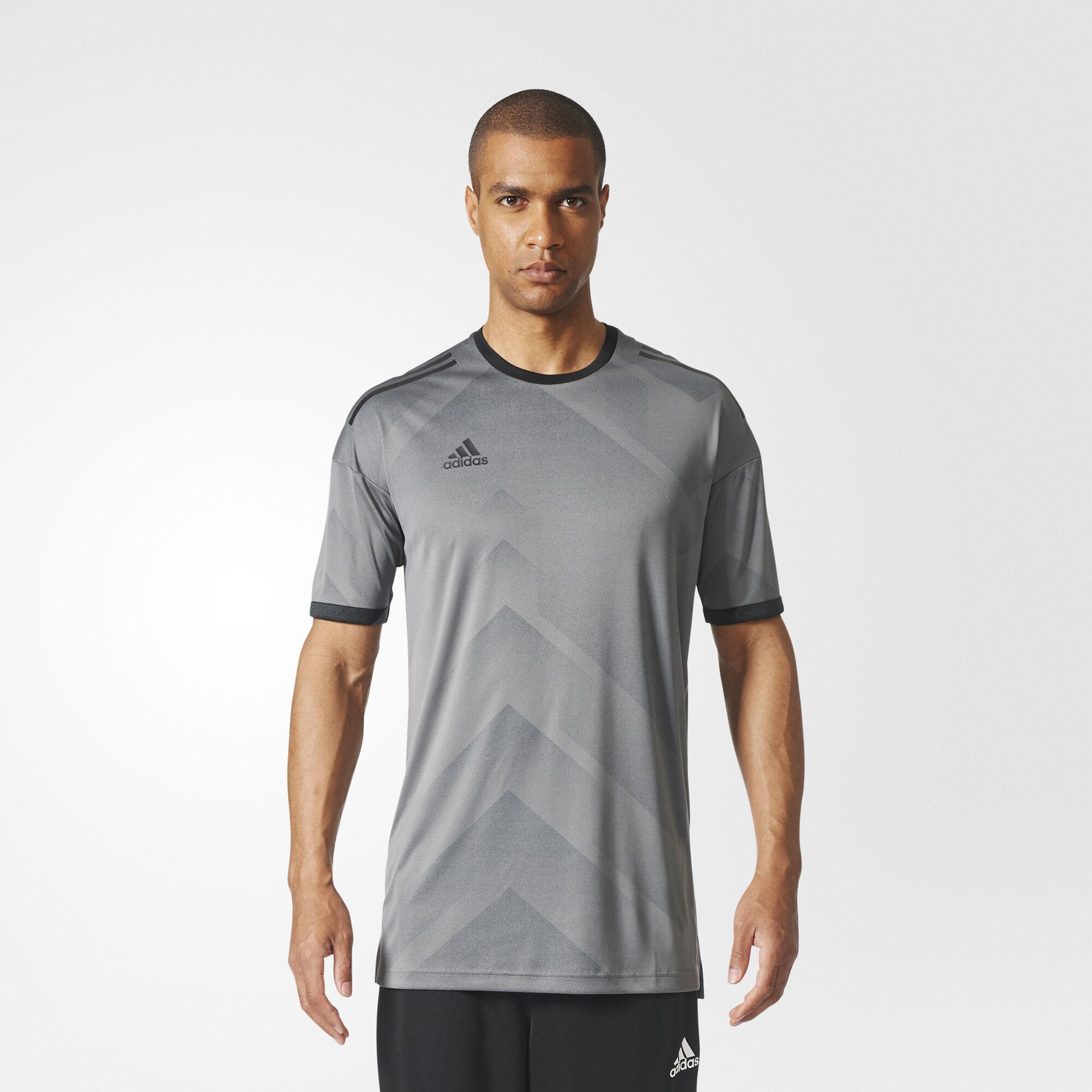 adidas Tango Future Jersey in Gray for Men Lyst