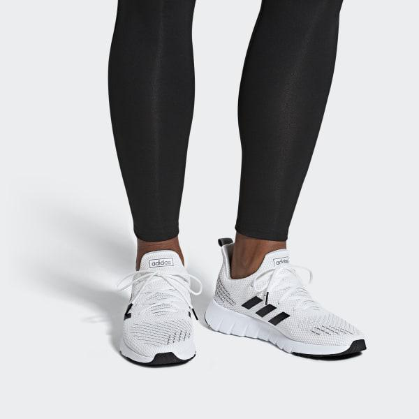 Men's White Asweego Shoes