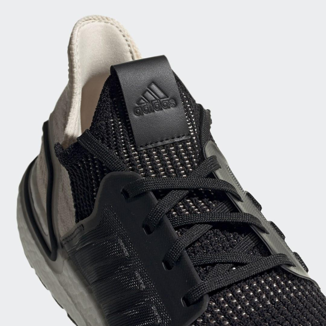 Zapatilla Ultraboost 19 adidas de hombre de color Negro