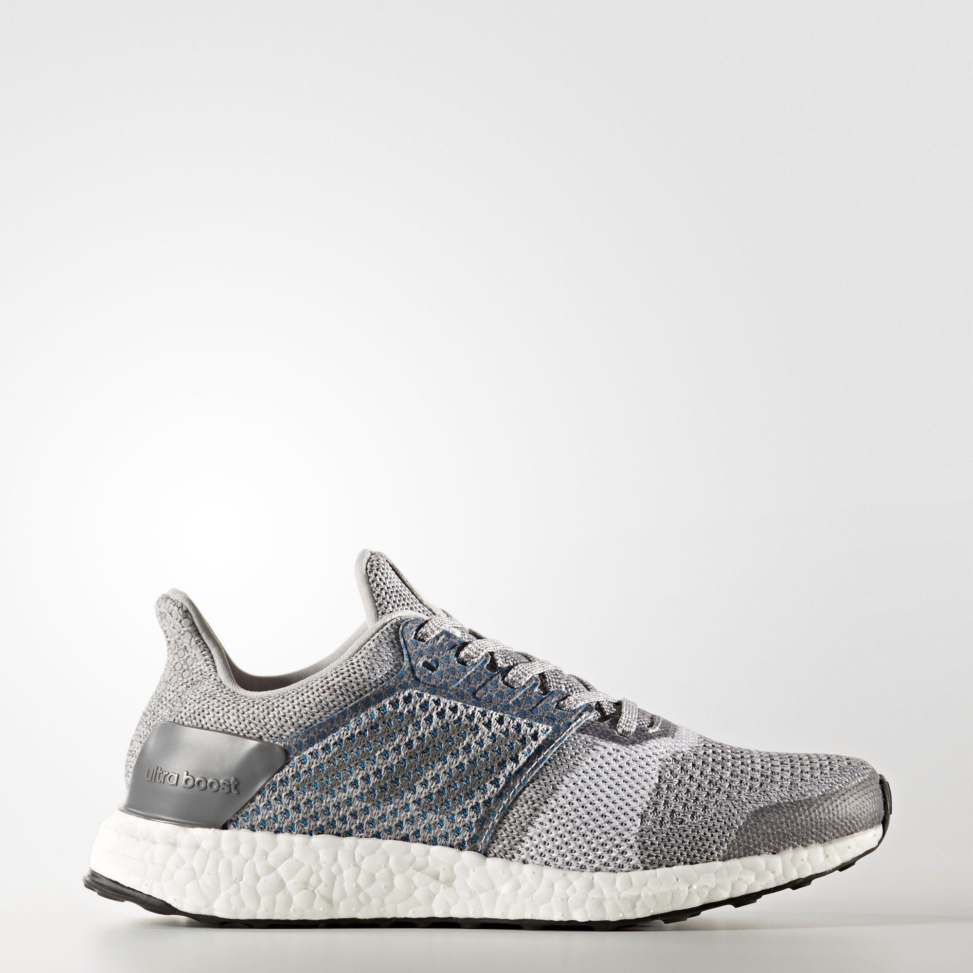 lyst adidas ultraboost st scarpe in grigio per gli uomini.