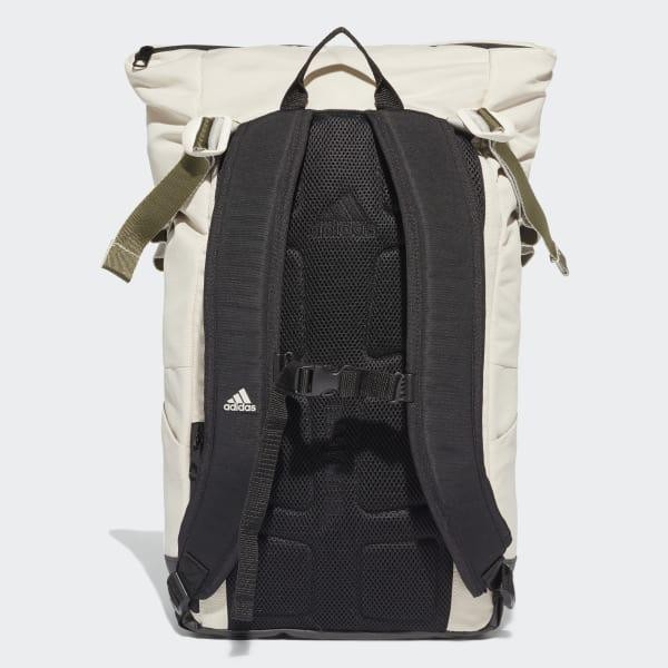 6a39387af5 Adidas - White Z.n.e. Id Backpack - Lyst. View fullscreen